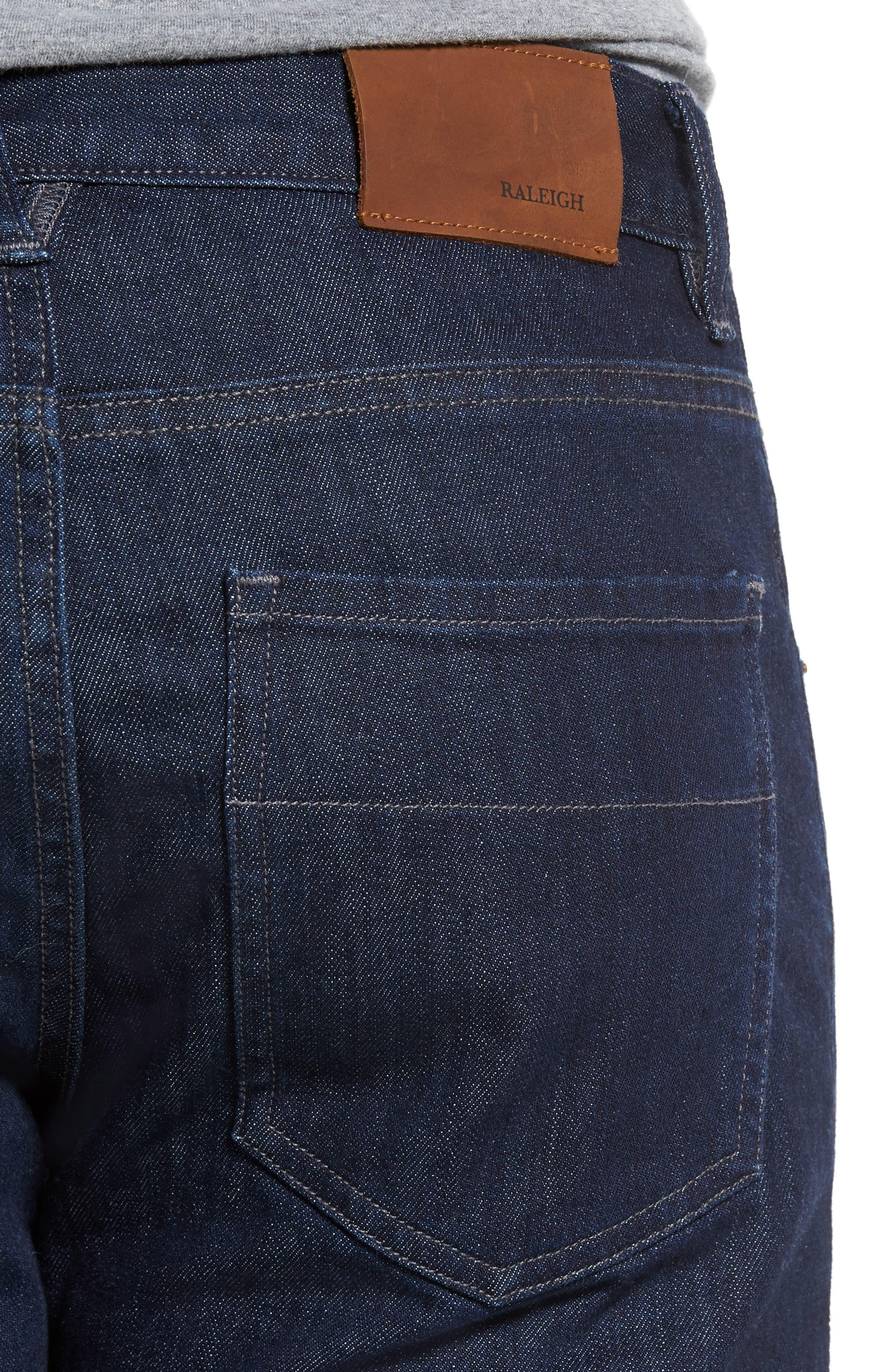 Jones Slim Fit Jeans,                             Alternate thumbnail 4, color,                             418