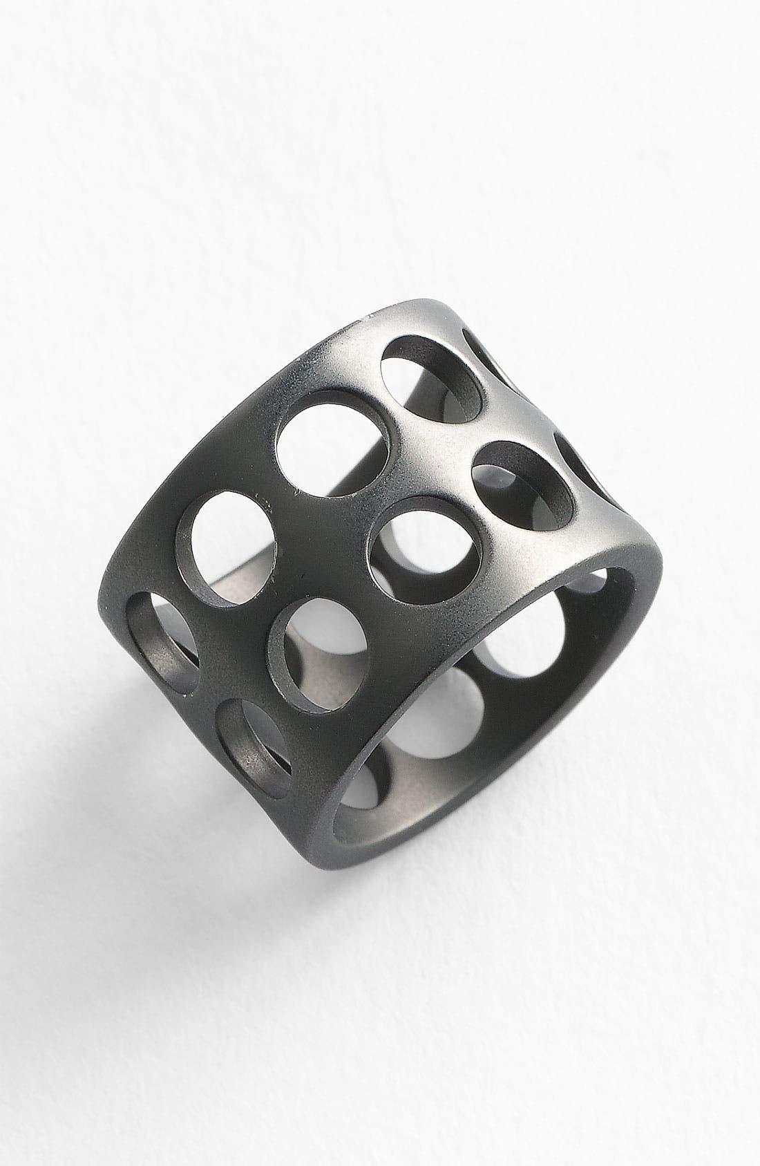 Perforated Ring,                             Main thumbnail 1, color,                             040