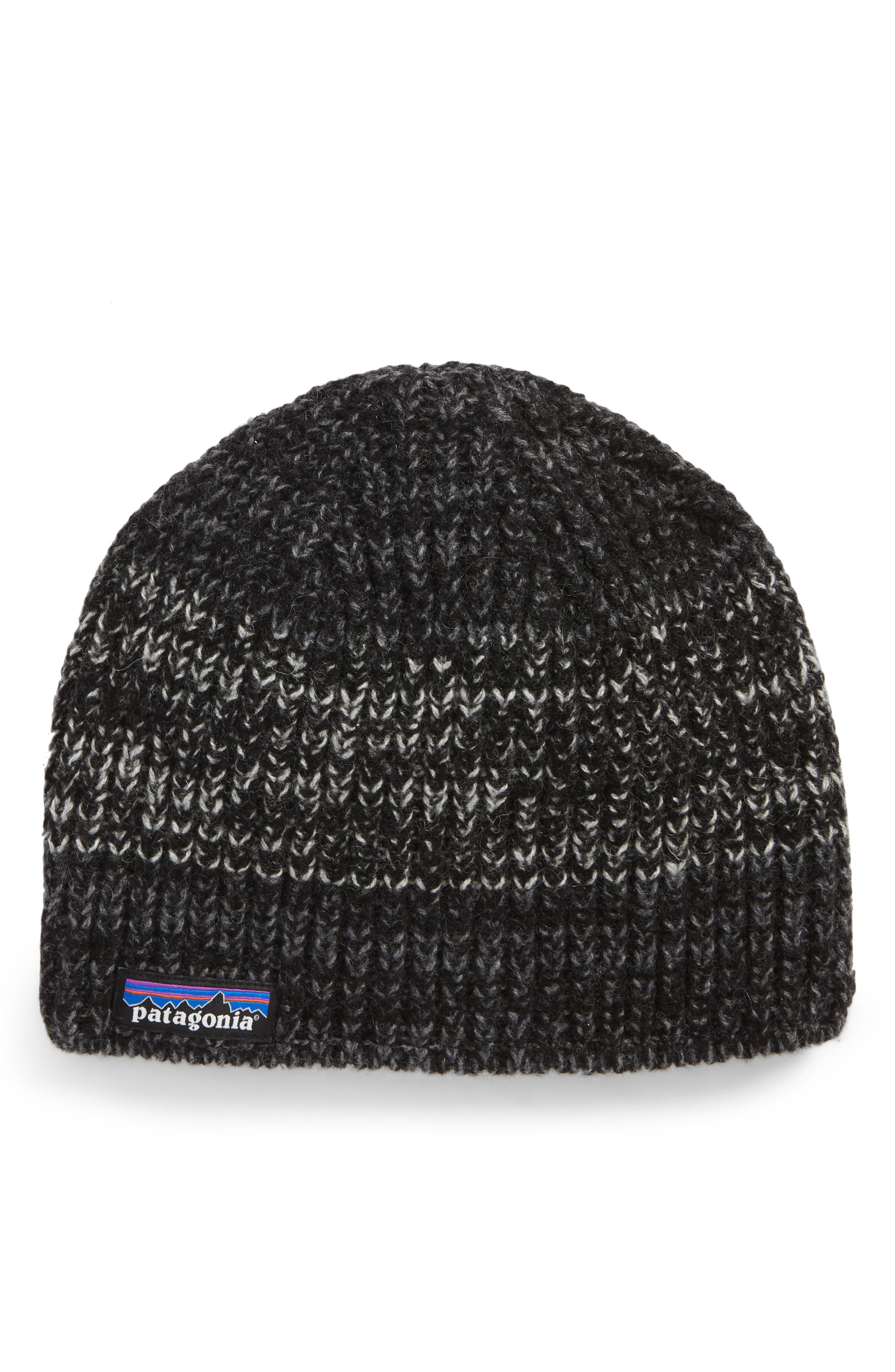 Speedway Wool Blend Beanie,                             Main thumbnail 1, color,                             001