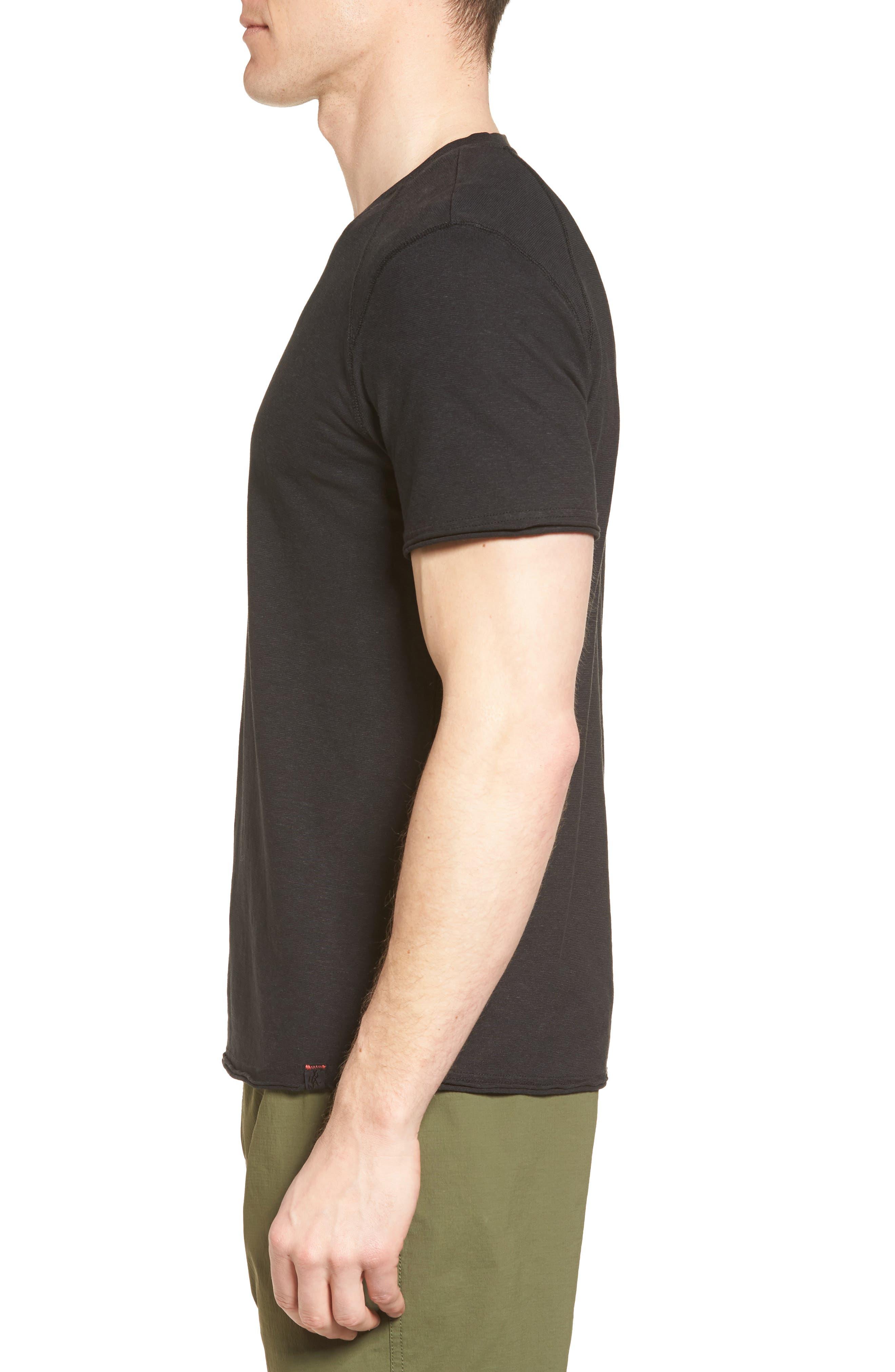 Camura T-Shirt,                             Alternate thumbnail 3, color,                             002