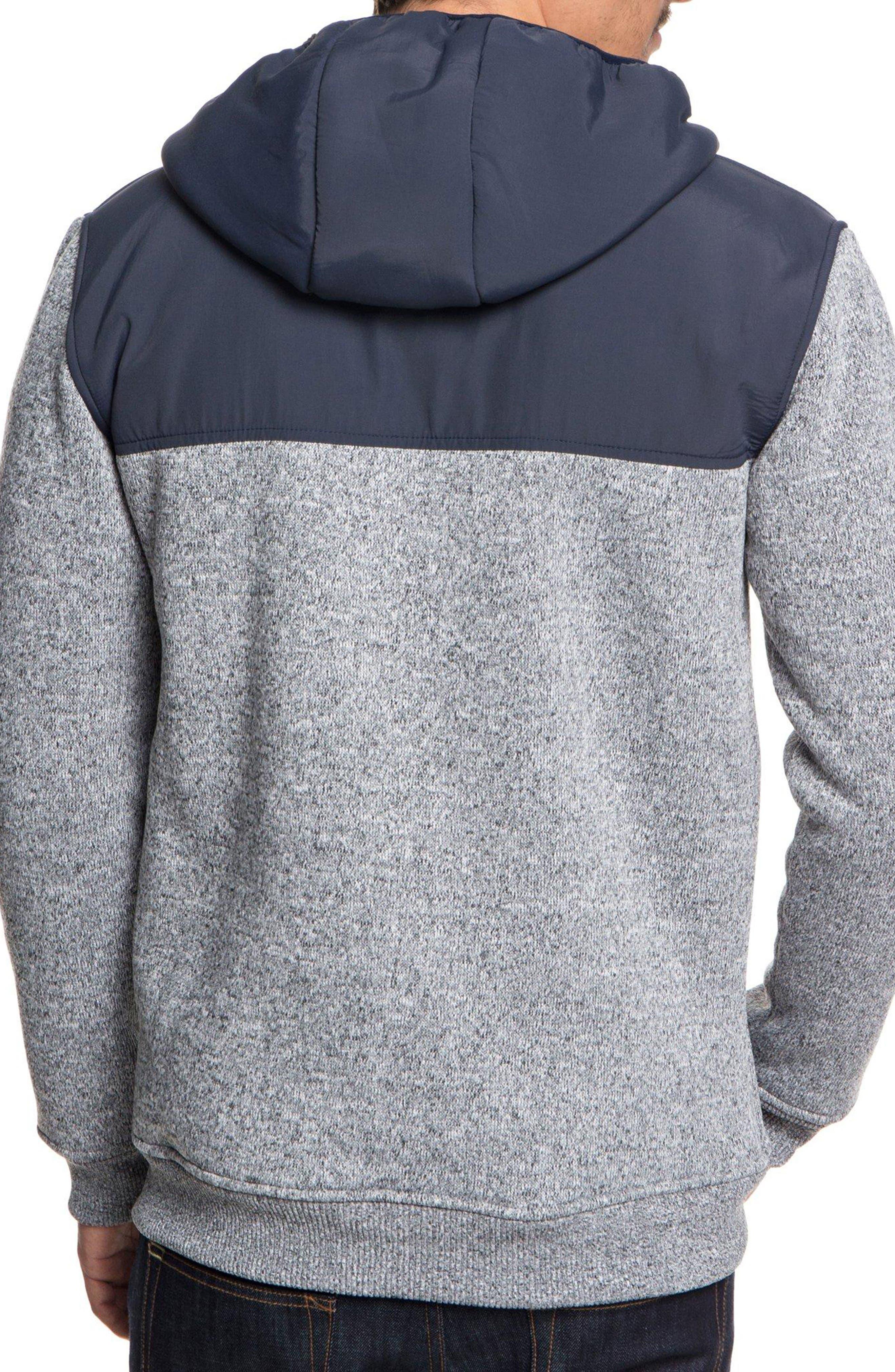 Keller Mix Hooded Jacket,                             Alternate thumbnail 2, color,                             401