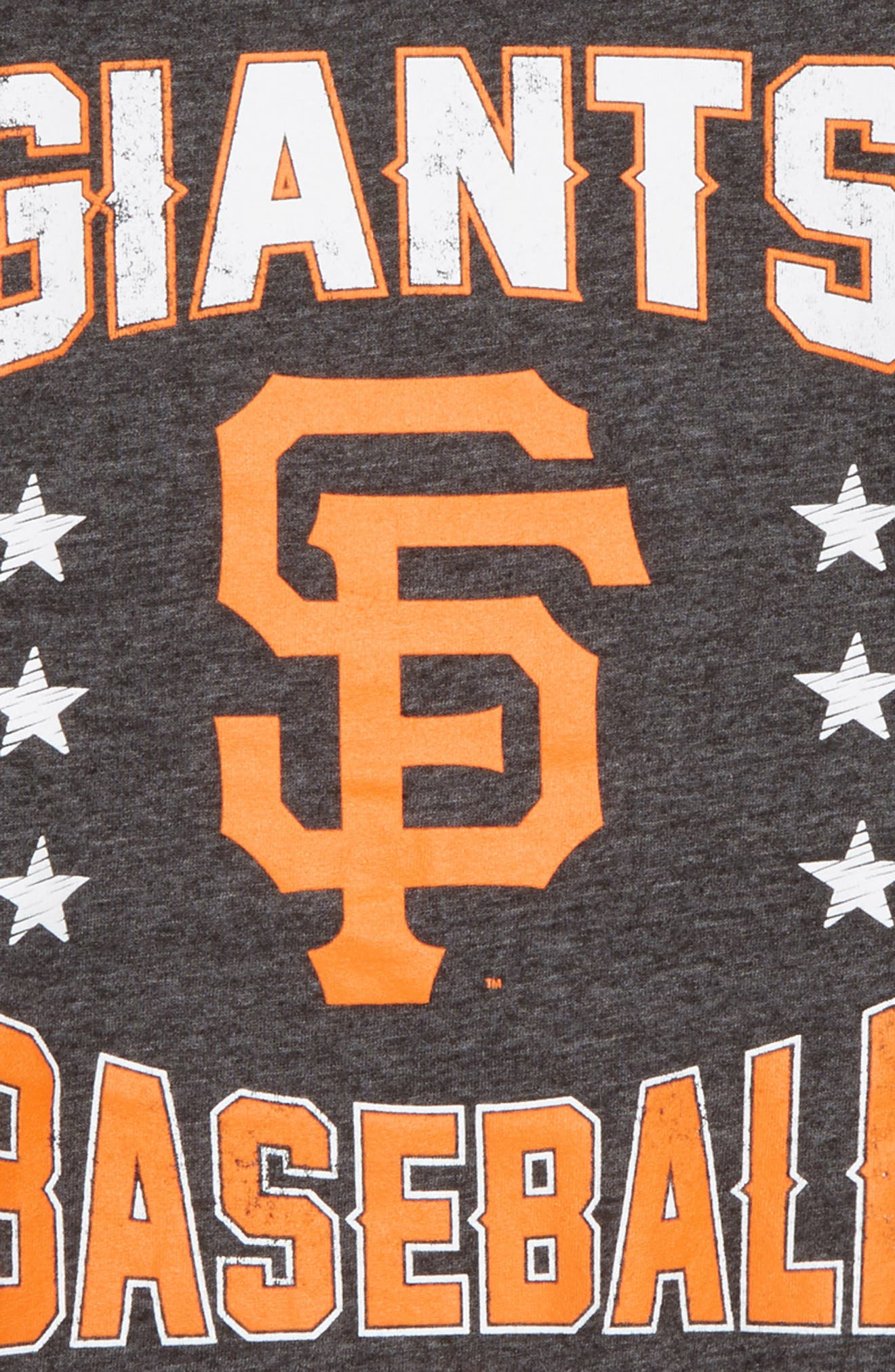 MAJESTIC MLB,                             San Francisco Giants Triple Play T-Shirt,                             Alternate thumbnail 2, color,                             001