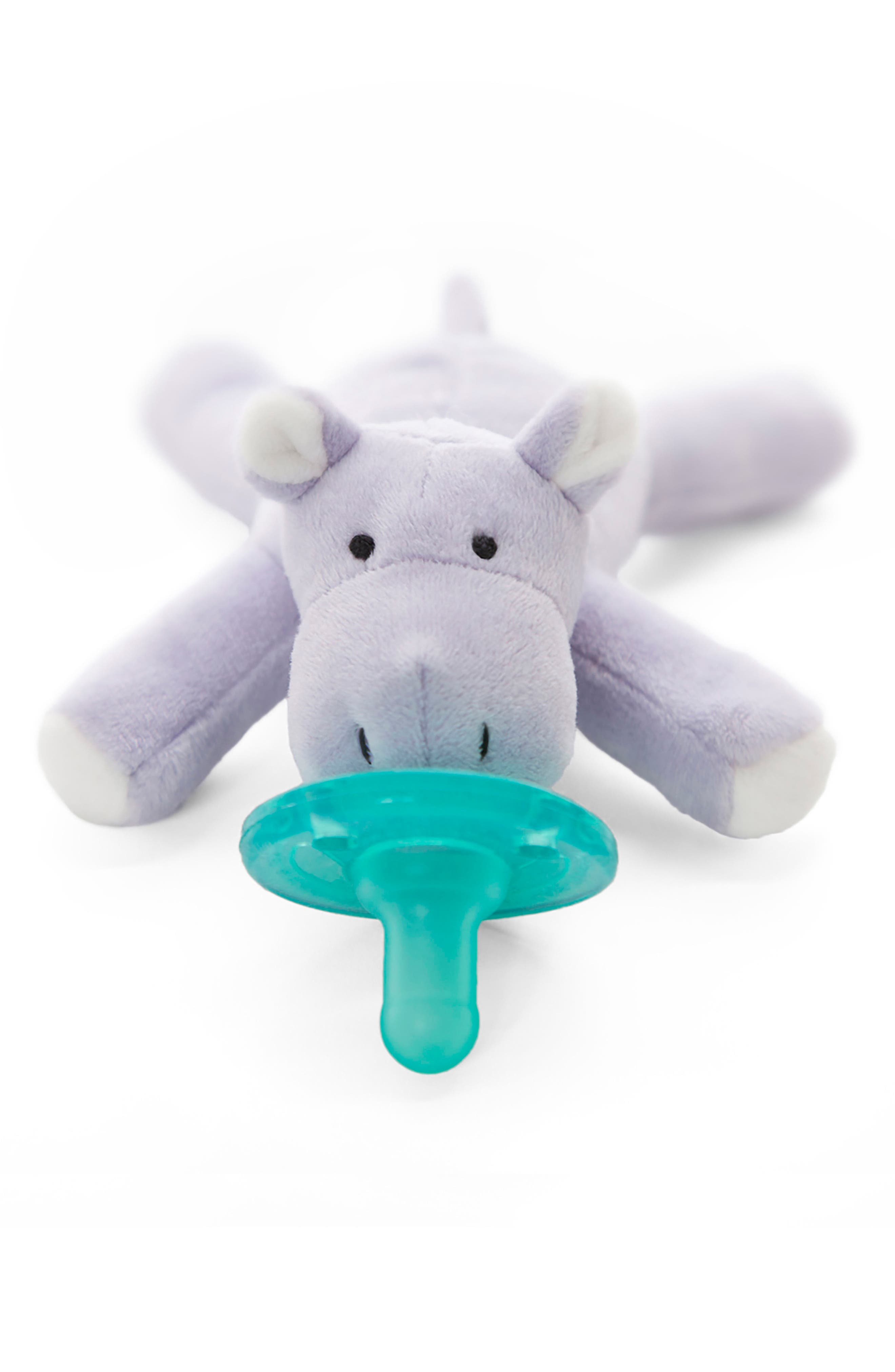 Pacifier Toy,                             Main thumbnail 1, color,                             BABY HIPPO