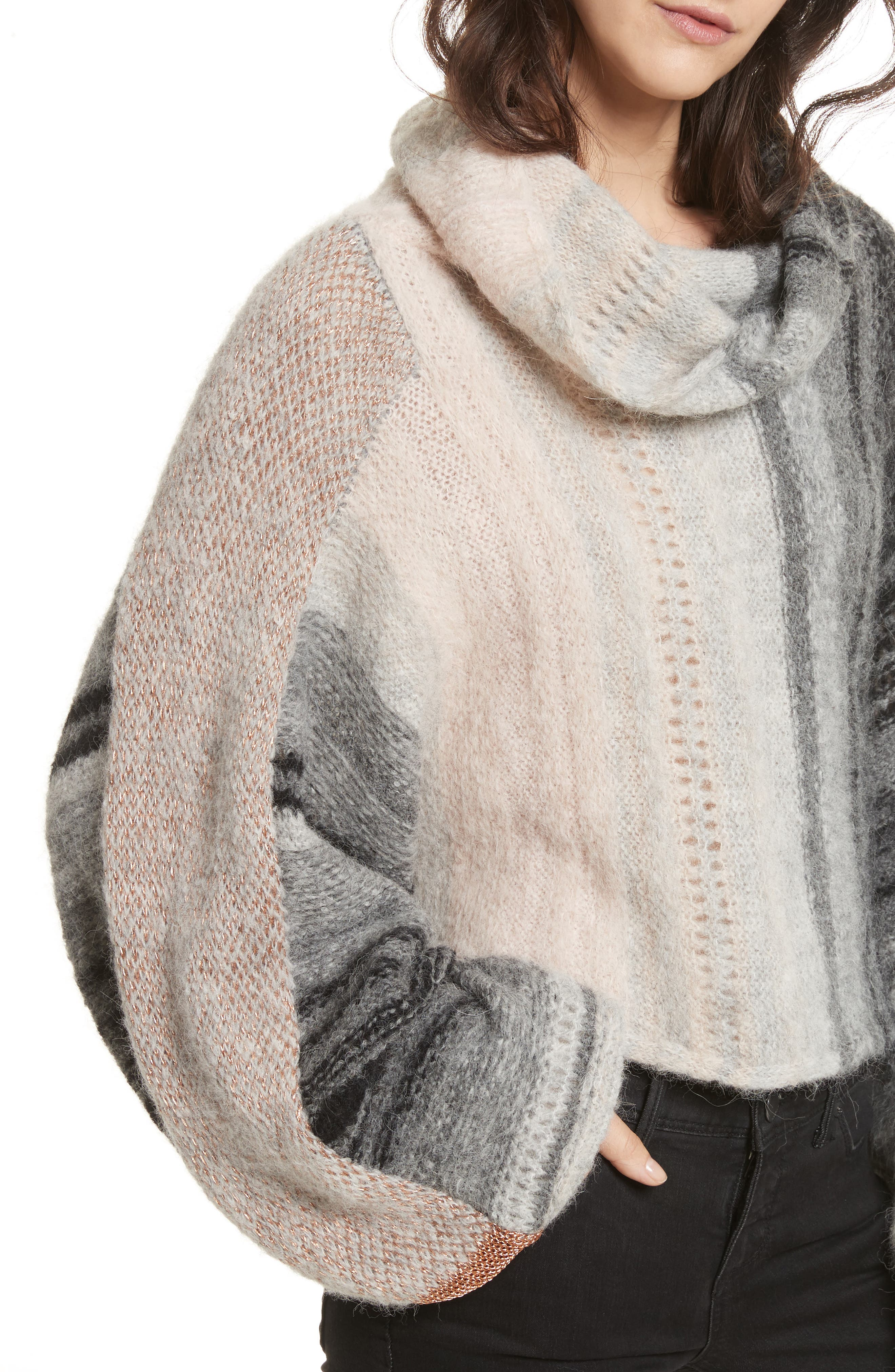 Cloud Kicker Sweater,                             Alternate thumbnail 7, color,