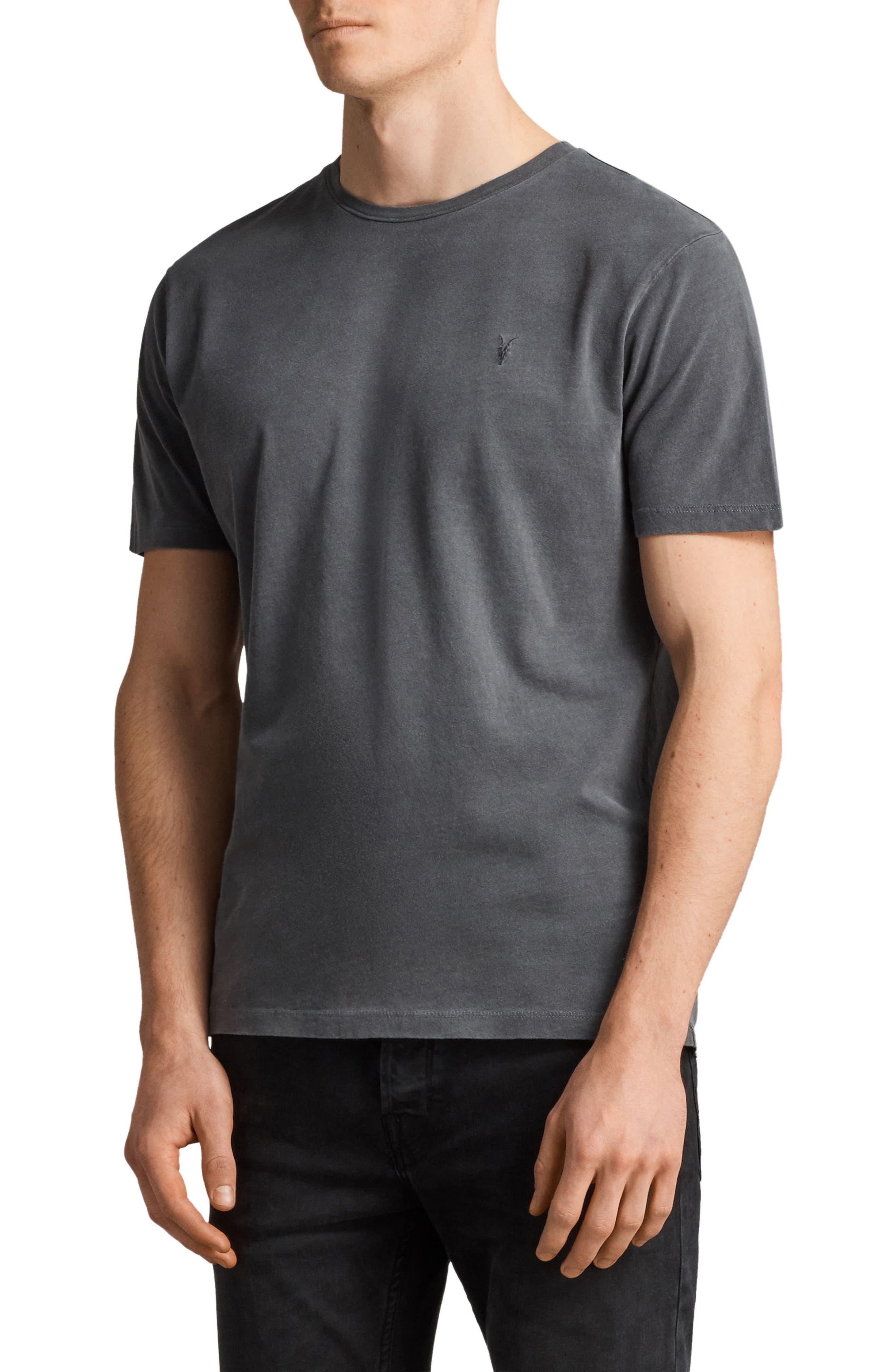 Ossage Slim Fit Crewneck T-Shirt,                             Alternate thumbnail 3, color,                             035
