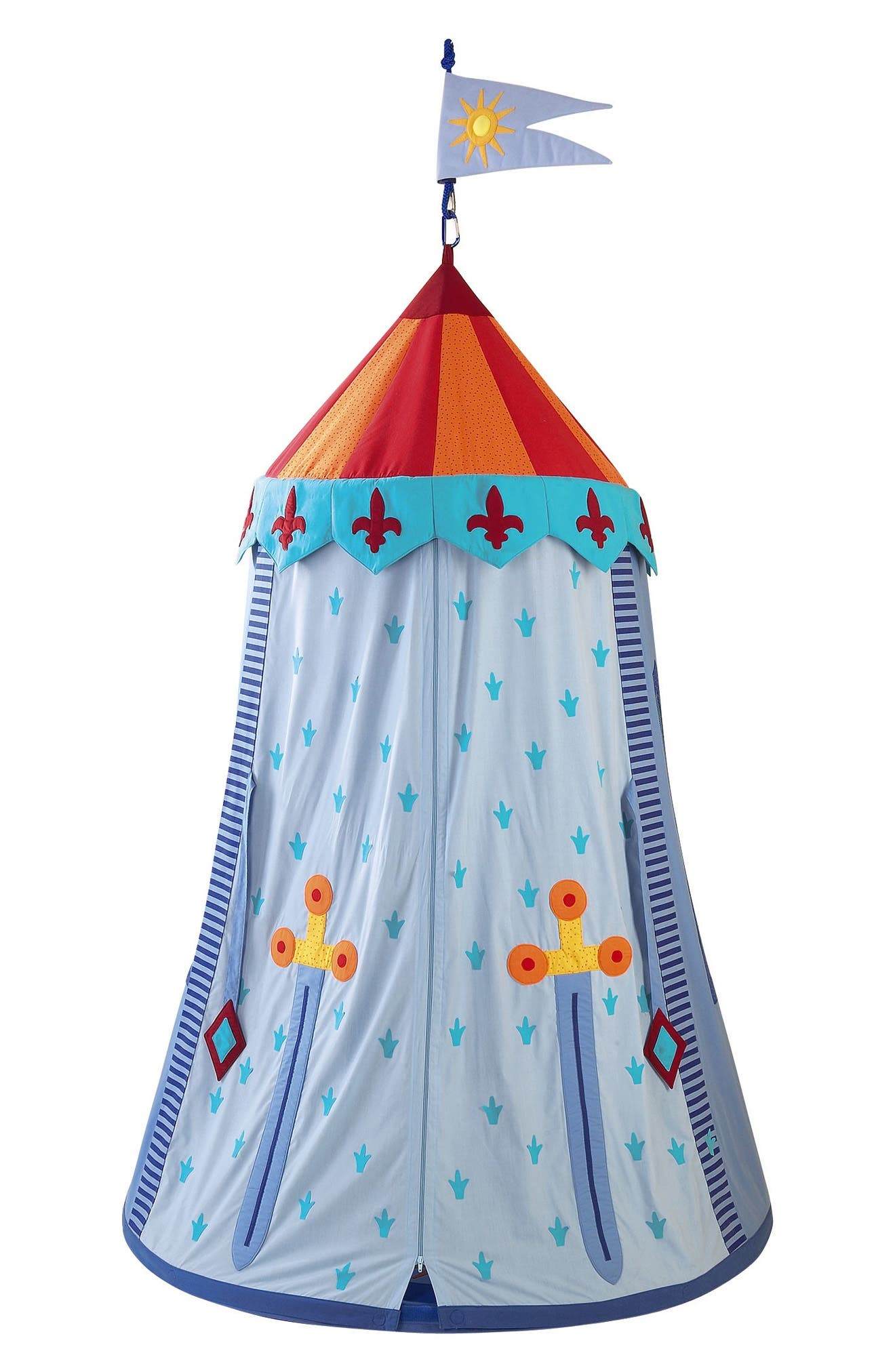 'Knights' Hanging Play Tent,                             Alternate thumbnail 3, color,                             400