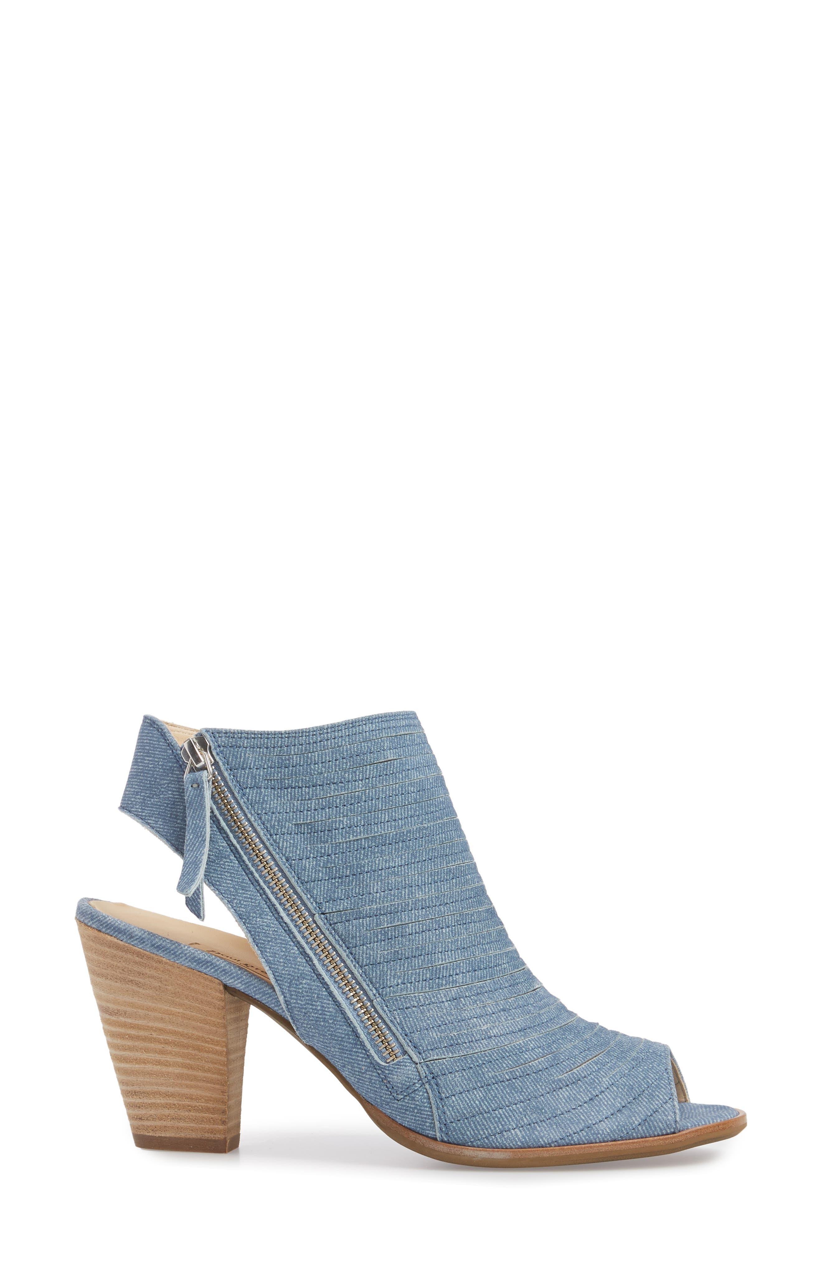 'Cayanne' Leather Peep Toe Sandal,                             Alternate thumbnail 20, color,