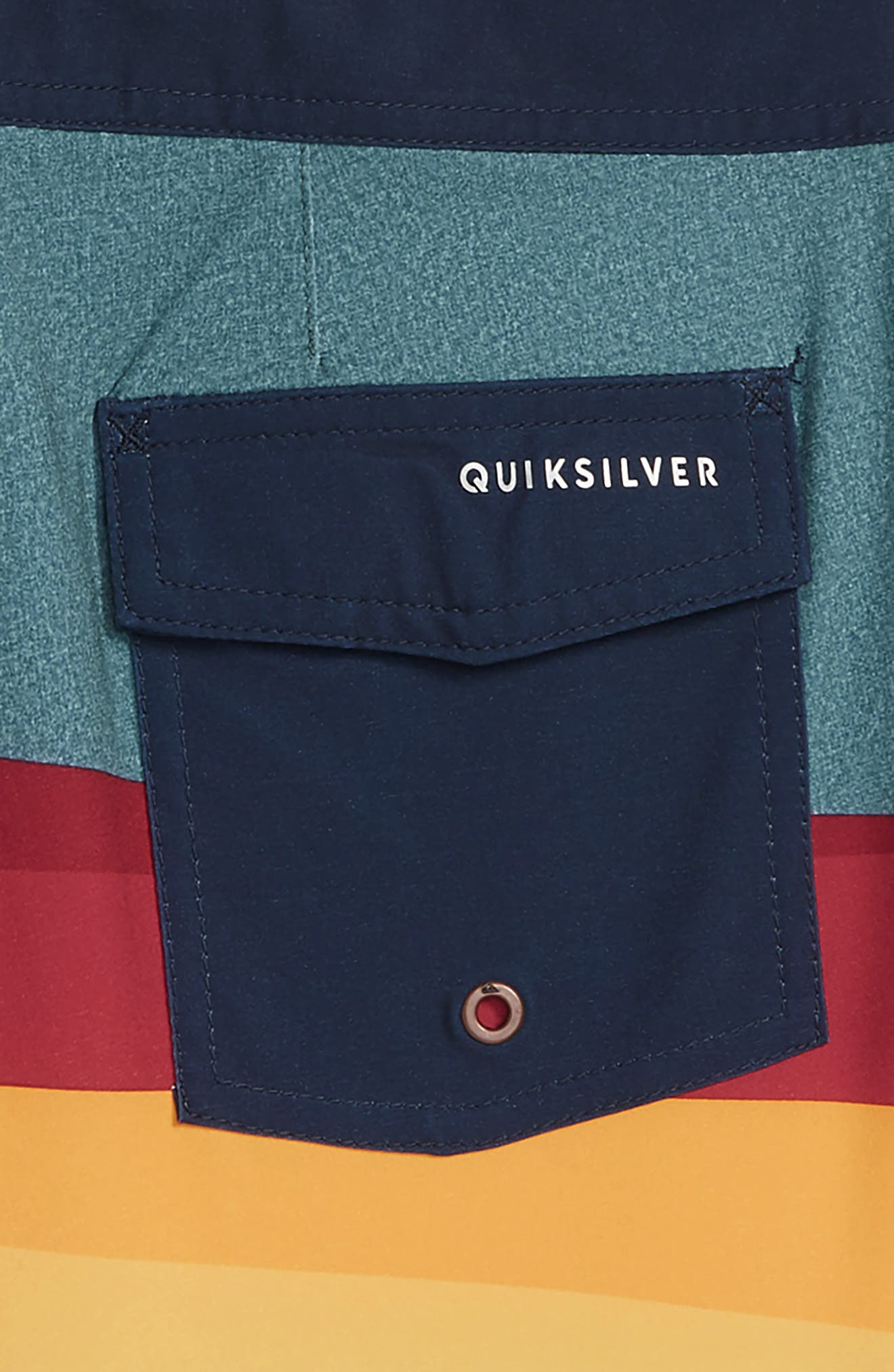 Highline Reverse Board Shorts,                             Alternate thumbnail 3, color,                             400