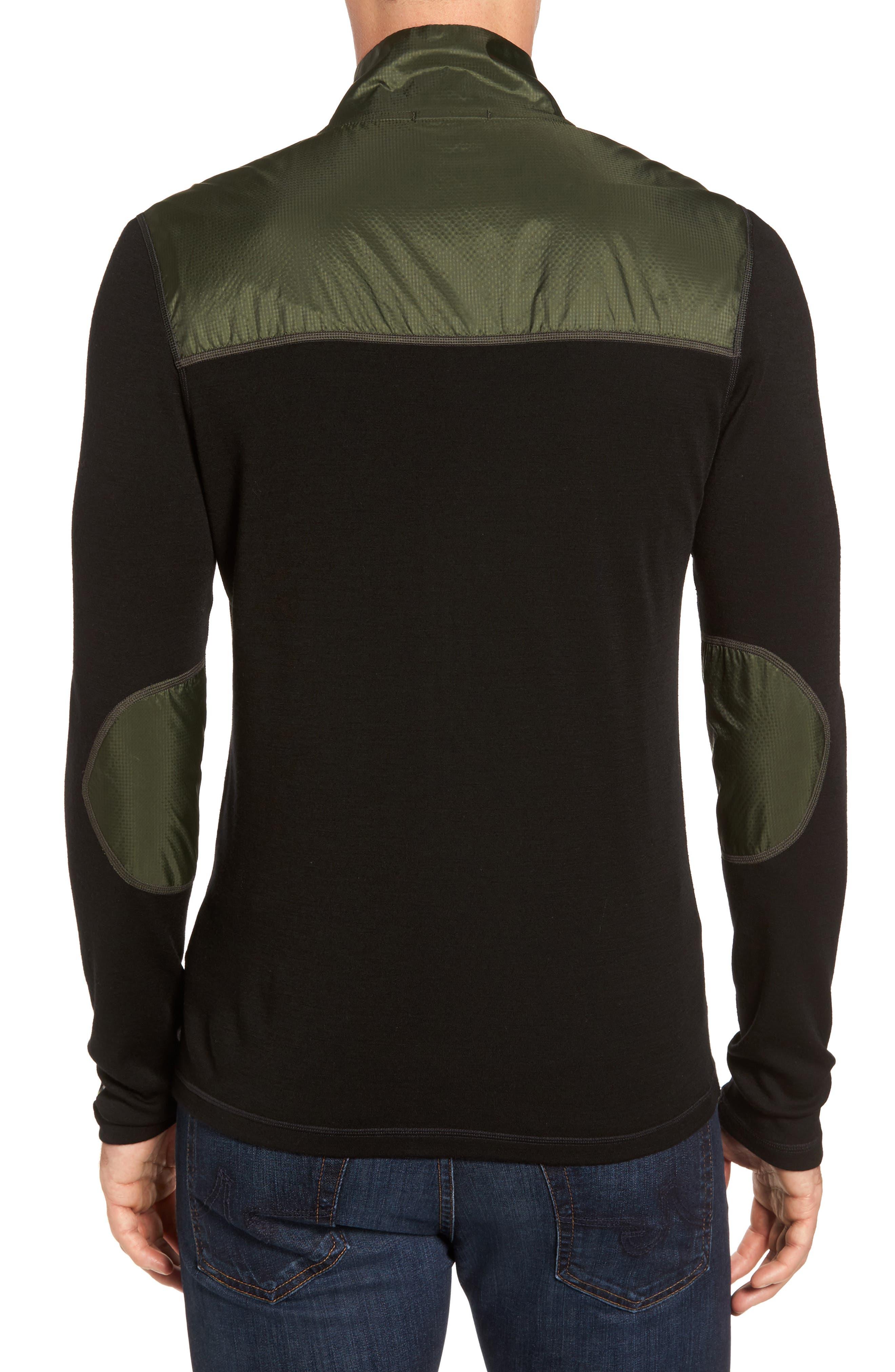 250 Sport Merino Wool Zip Jacket,                             Alternate thumbnail 2, color,                             301