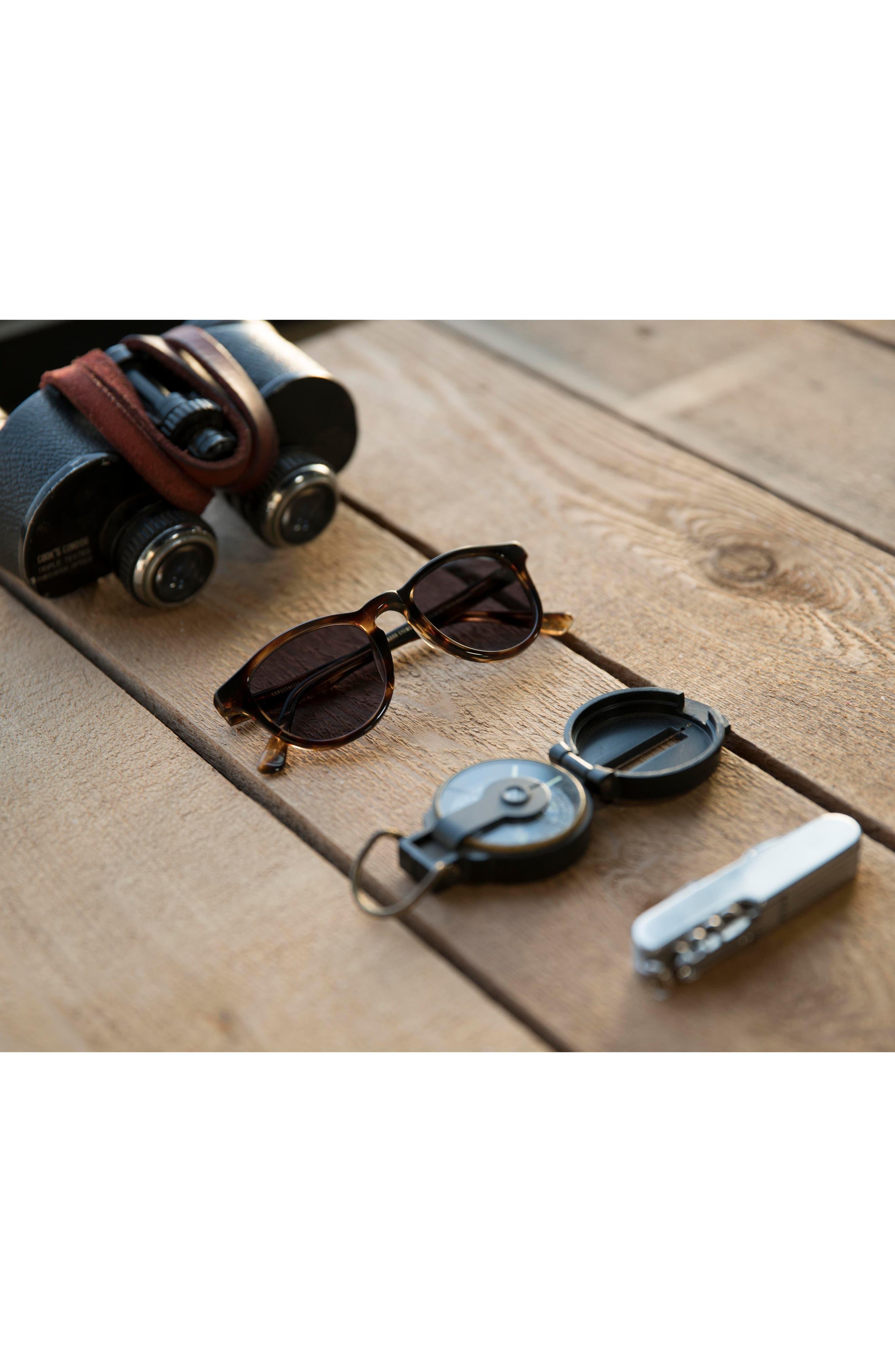 'Francis' 49mm Polarized Sunglasses,                             Alternate thumbnail 10, color,