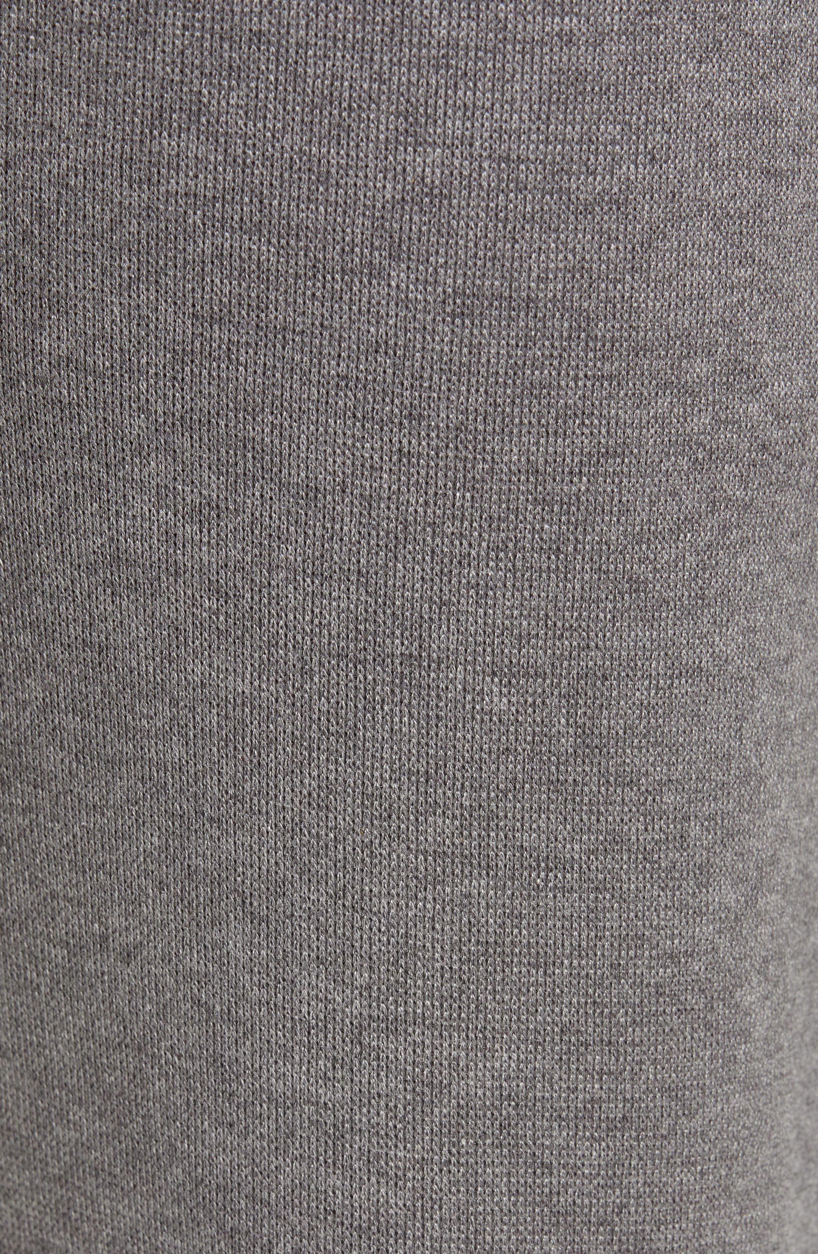 Derg Cotton Sweatpants,                             Alternate thumbnail 5, color,                             GREY