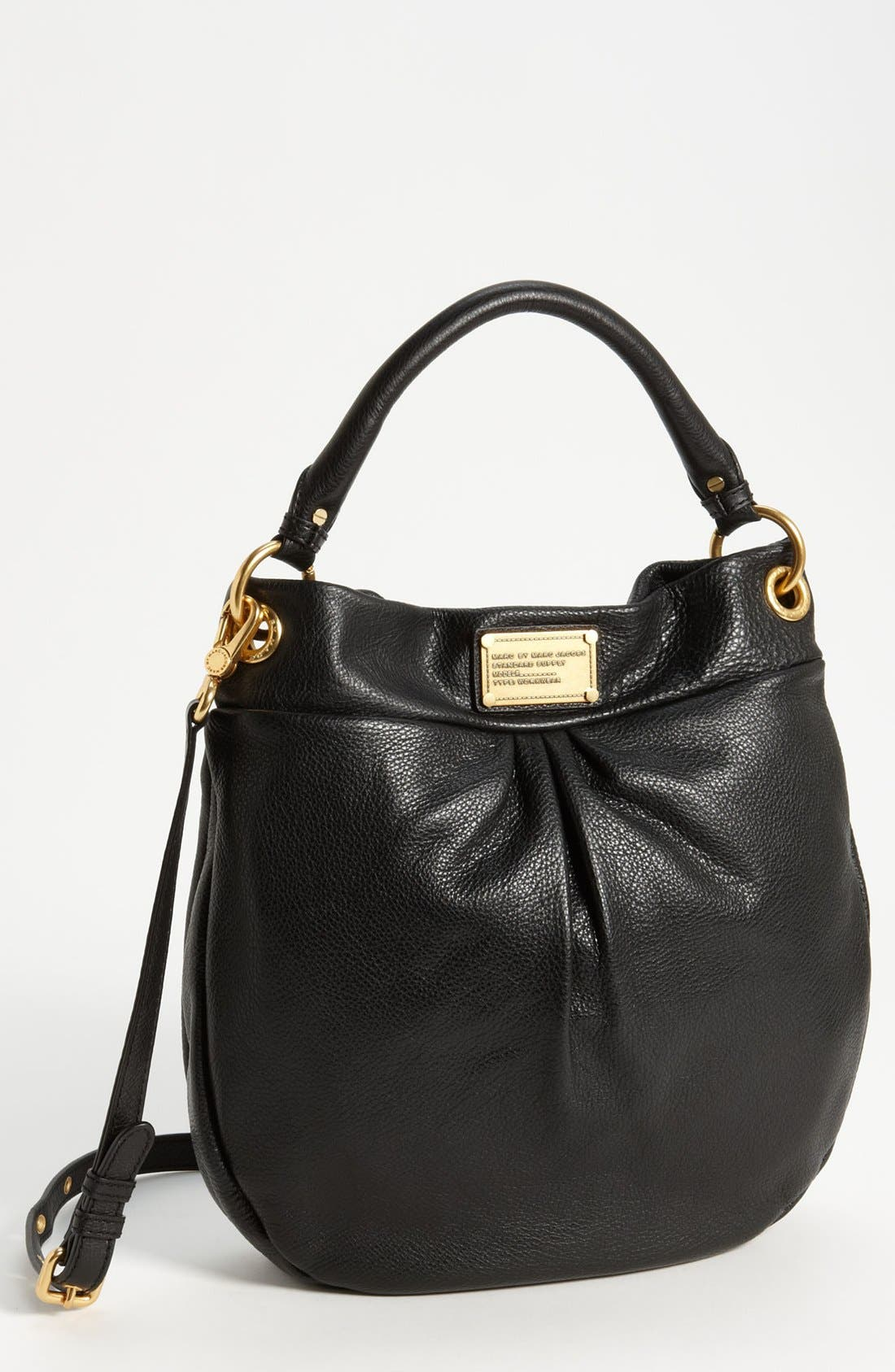 MARC BY MARC JACOBS 'Classic Q - Hillier' Hobo,                         Main,                         color,