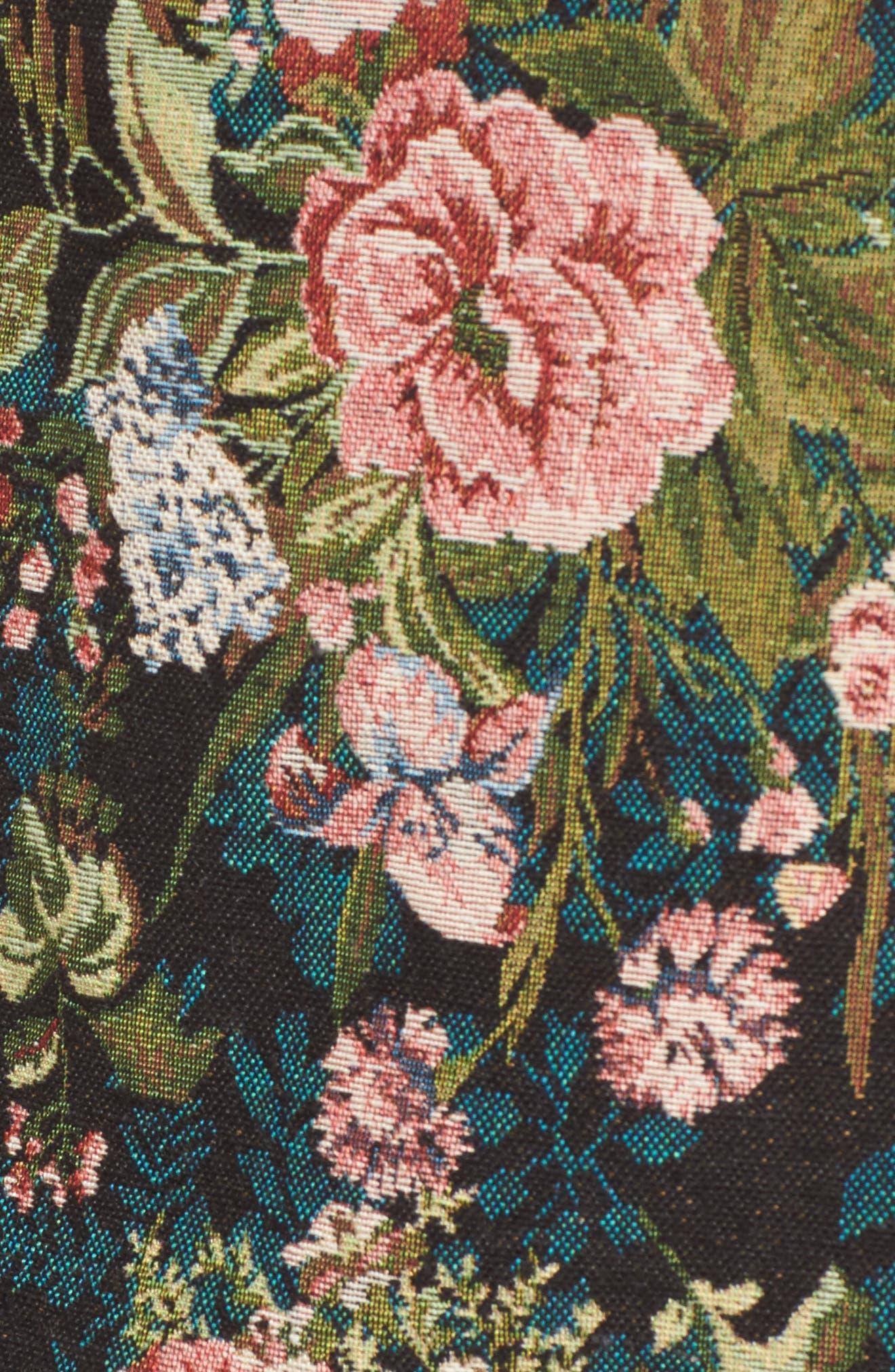 Tapestry Skort,                             Alternate thumbnail 5, color,                             001