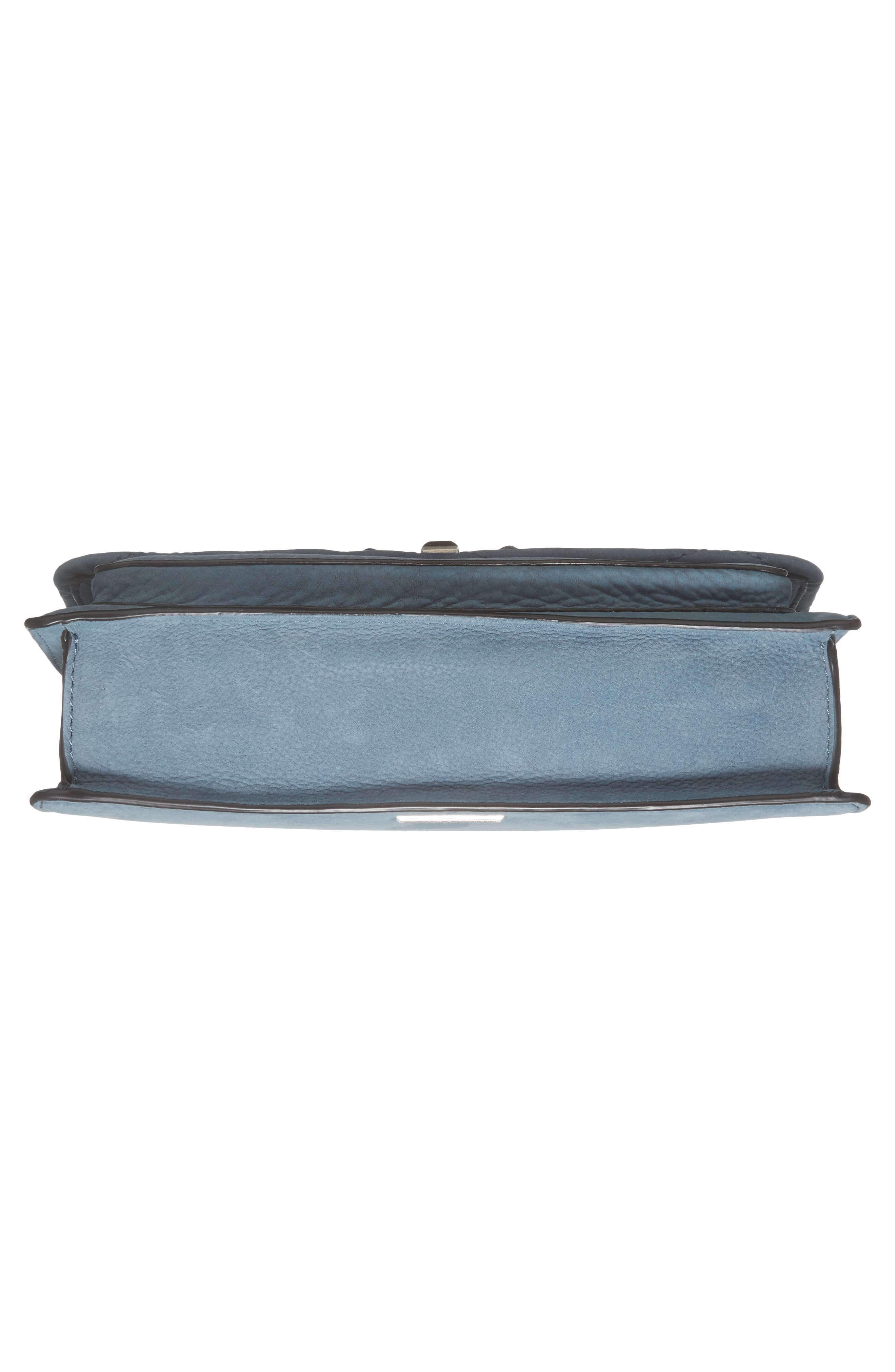 Medium Je T'aime Convertible Leather Crossbody Bag,                             Alternate thumbnail 55, color,