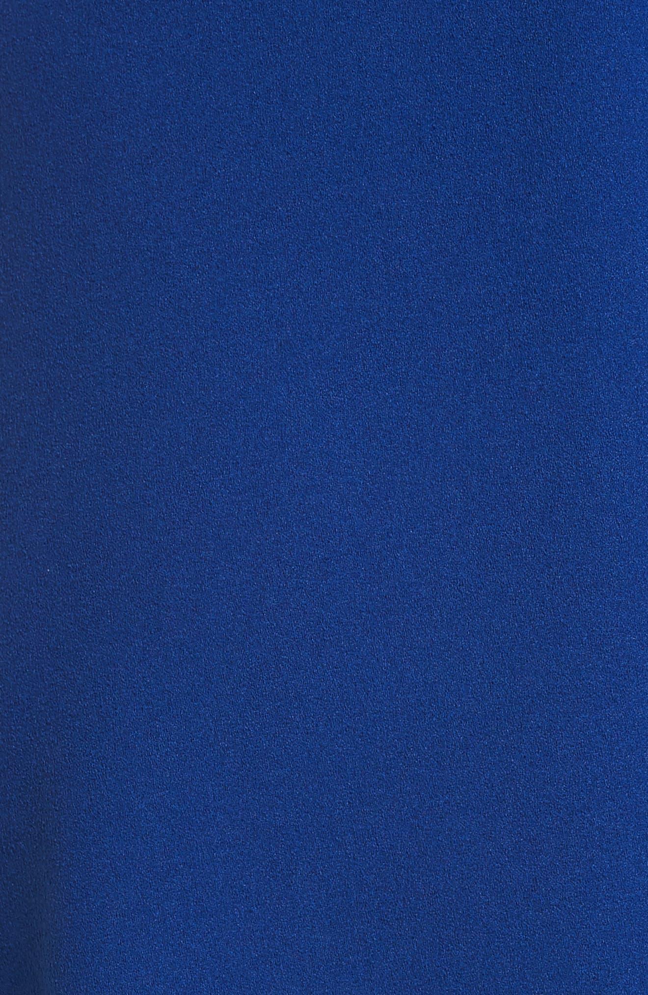 Midi Dress,                             Alternate thumbnail 5, color,                             415