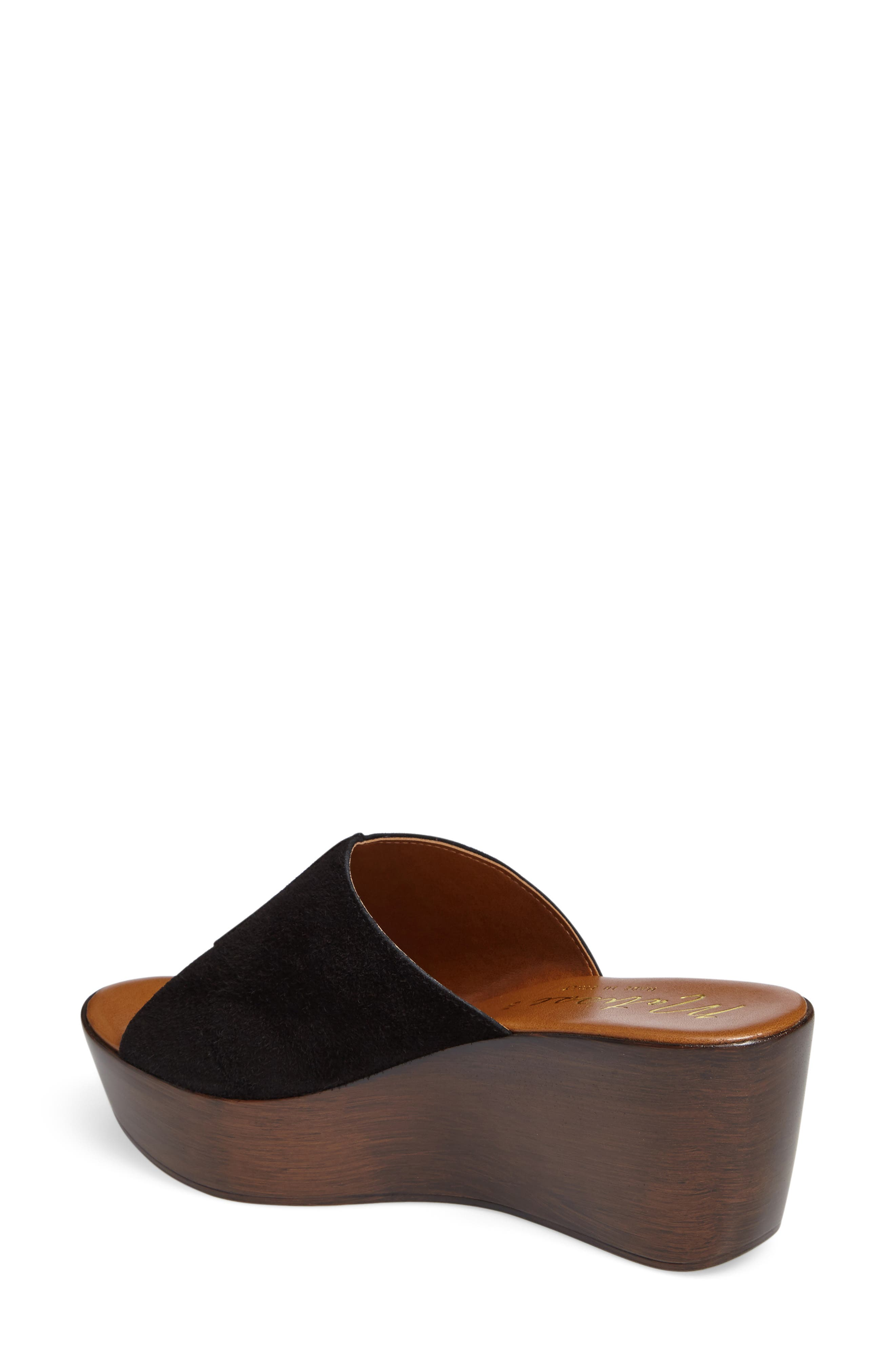 Platform Slide Sandal,                             Alternate thumbnail 2, color,                             017