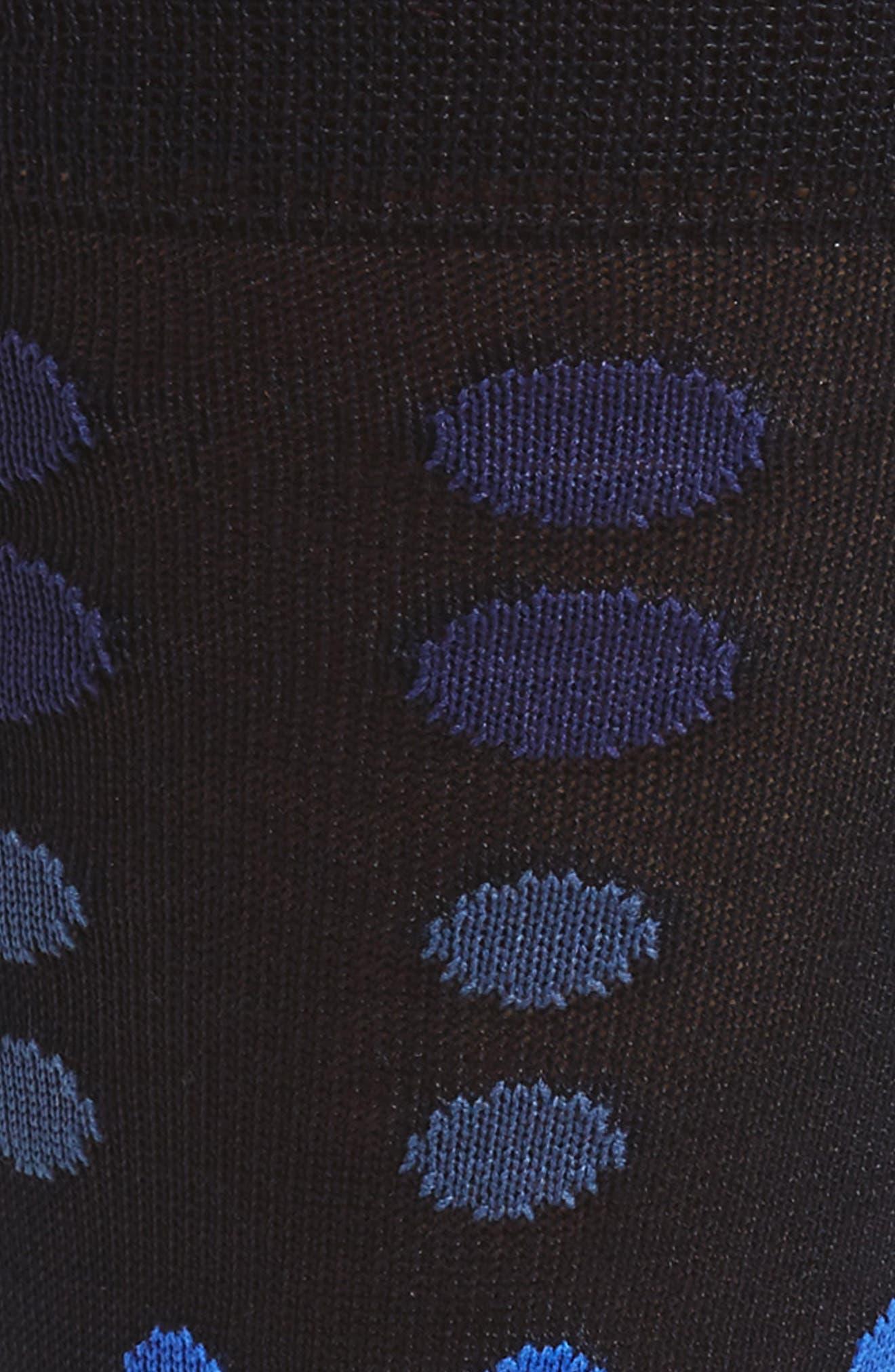 Dot Socks,                             Alternate thumbnail 2, color,                             415