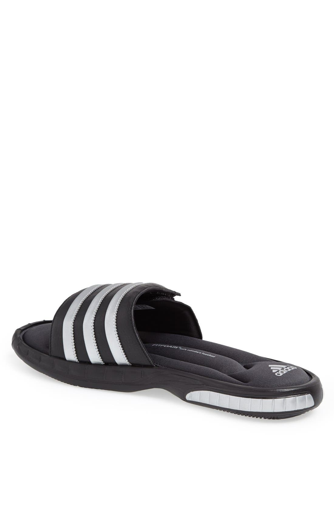 Superstar 3G Slide Sandal,                             Alternate thumbnail 2, color,                             001