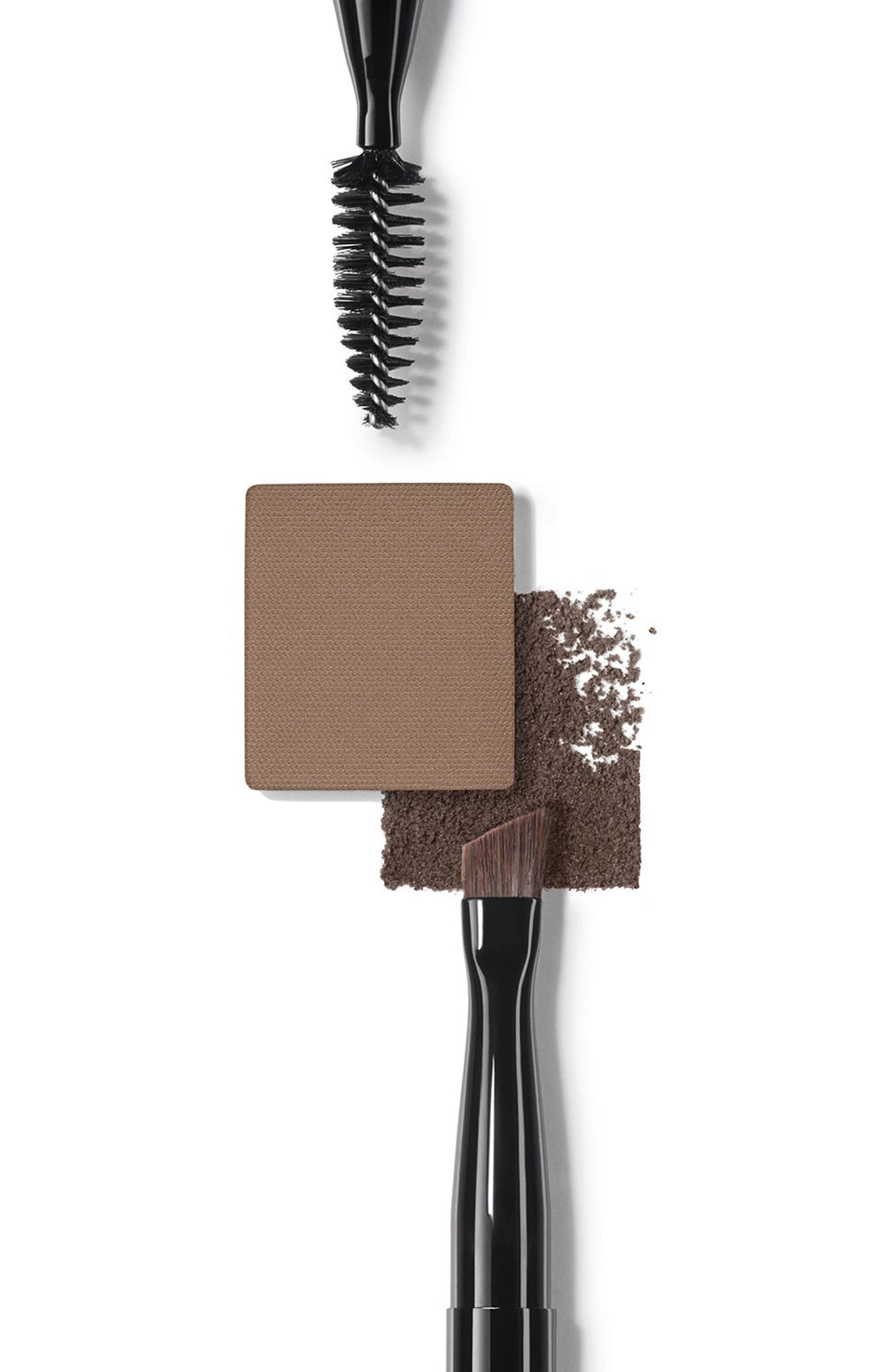 LES PINCEAUX DE CHANEL<br />Retractable Dual-Tip Brow Brush,                             Alternate thumbnail 2, color,                             NO COLOR
