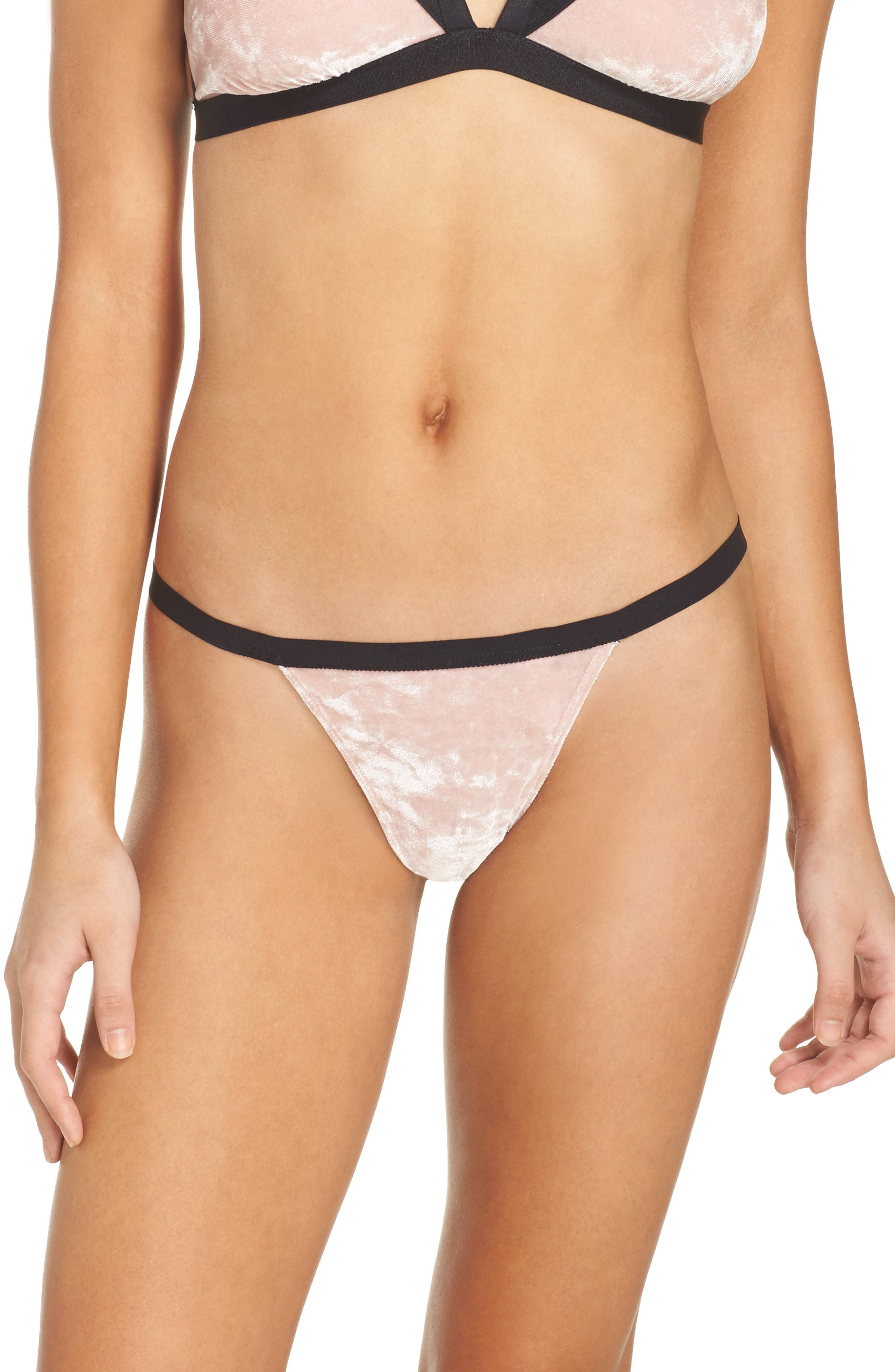 Bisou Tex G-String Thong,                         Main,                         color, 650