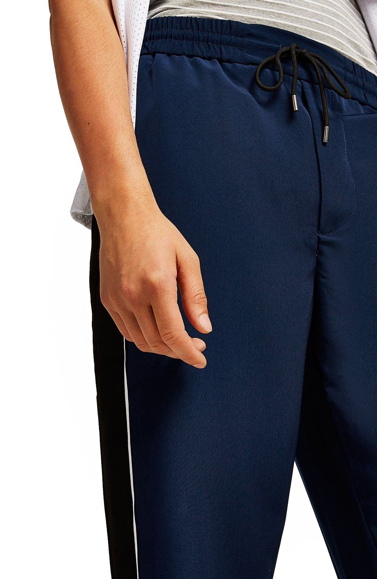Side Panel Track Pants,                             Alternate thumbnail 2, color,                             411
