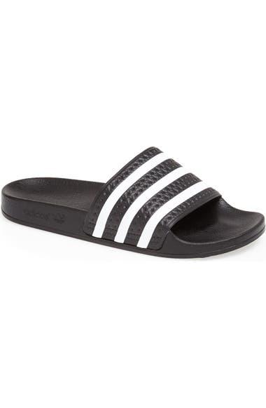 53cc1850e57 adidas  Adilette  Slide Sandal (Women)