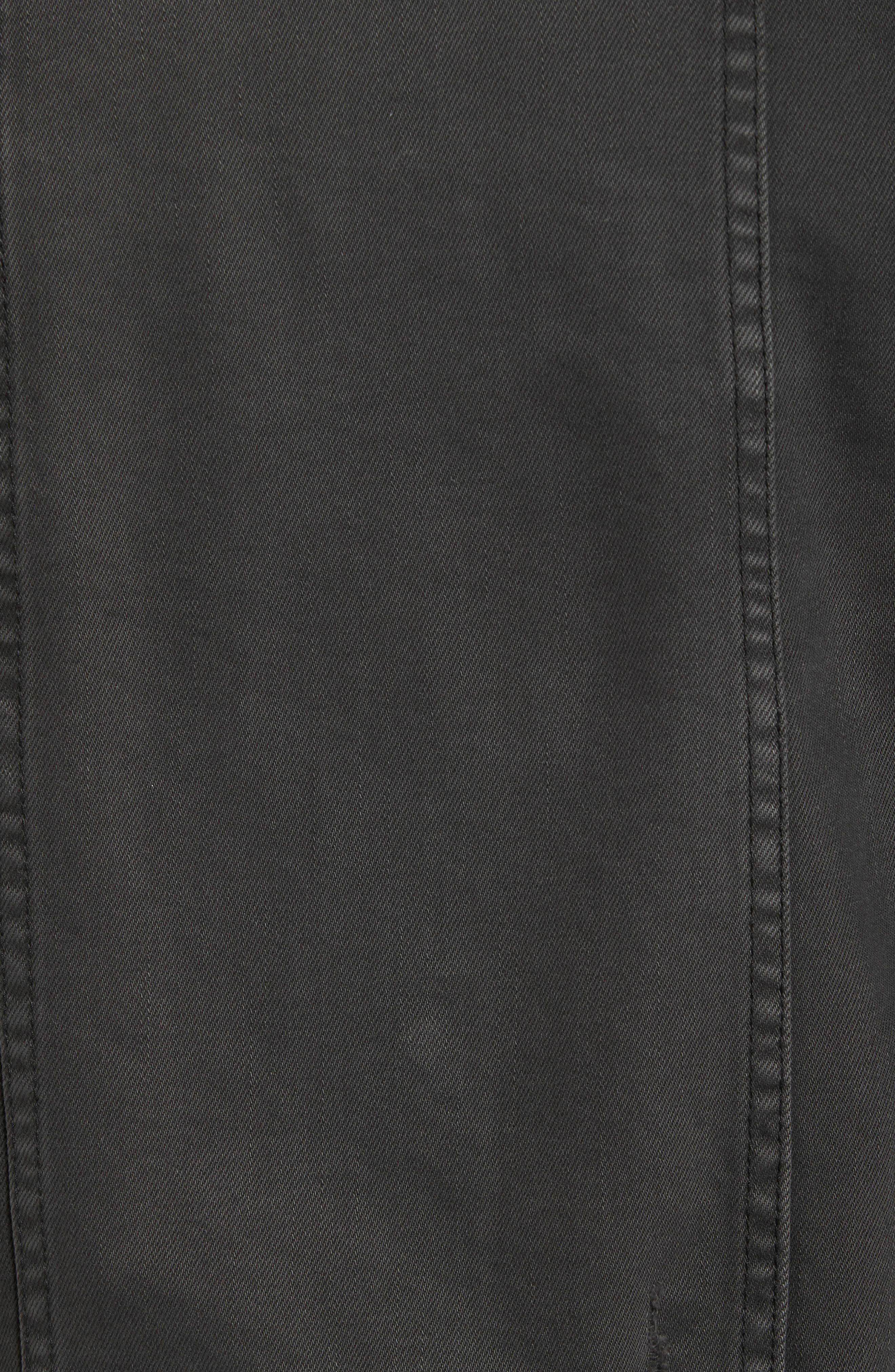 Norge Denim Jacket,                             Alternate thumbnail 5, color,                             019
