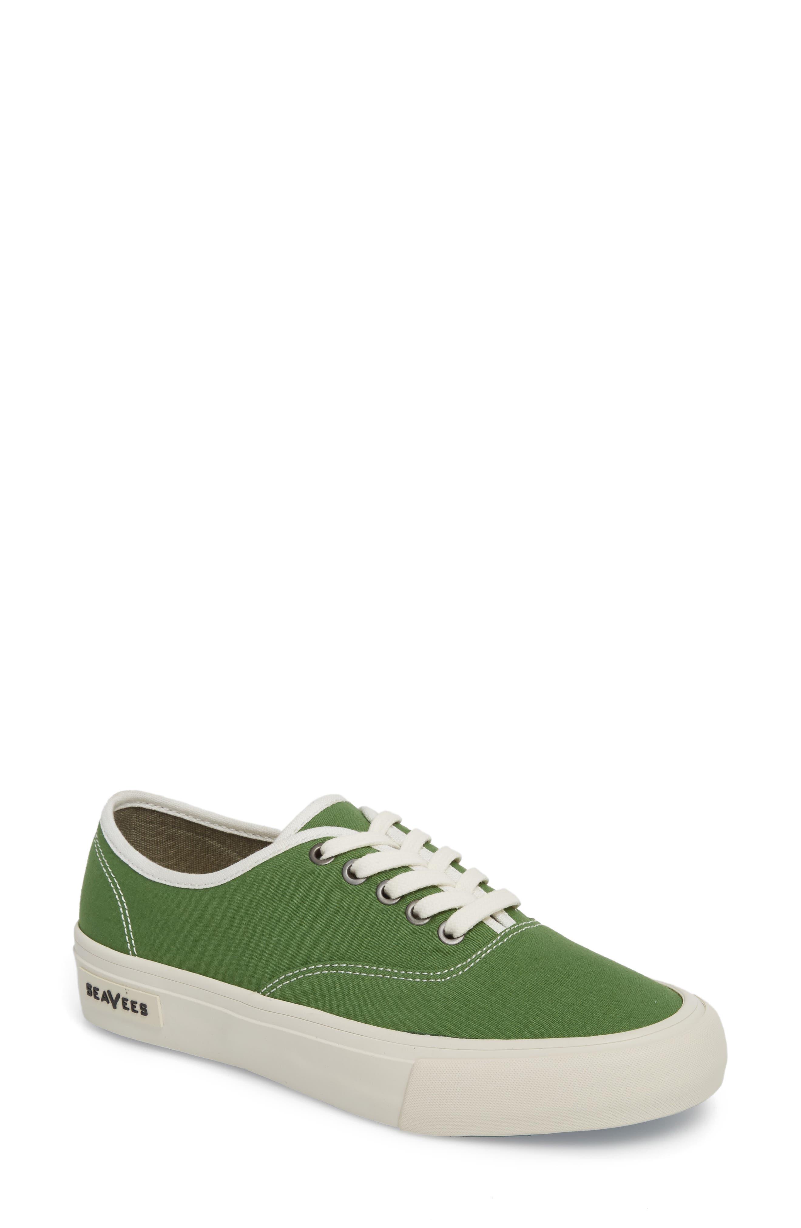 SEAVEES Legend Standard Sneaker, Main, color, CACTUS