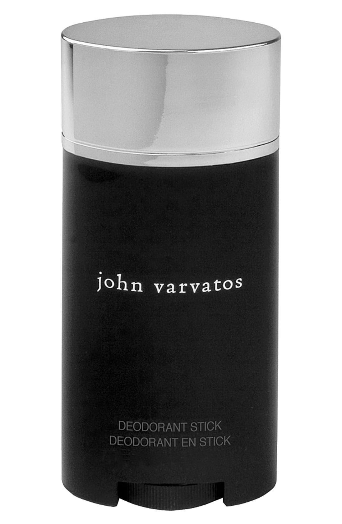 John Varvatos 'Classic' Deodorant Stick,                             Main thumbnail 1, color,                             NO COLOR