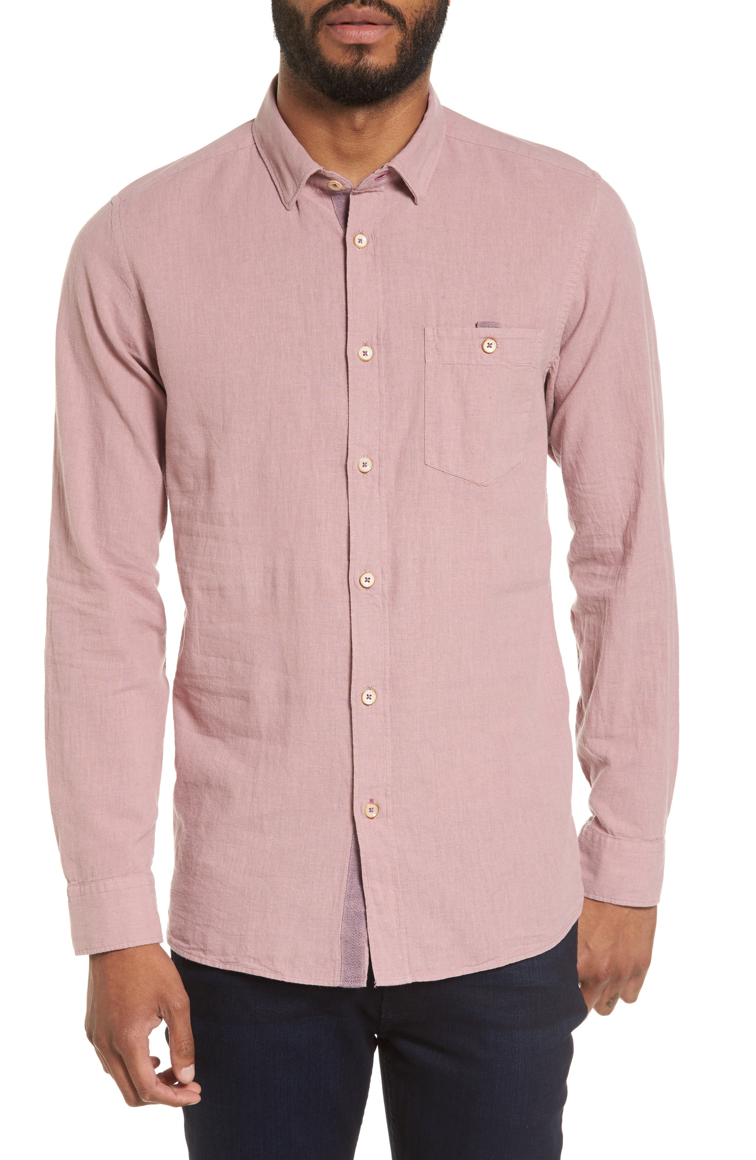 Carwash Modern Slim Fit Sport Shirt,                             Main thumbnail 3, color,