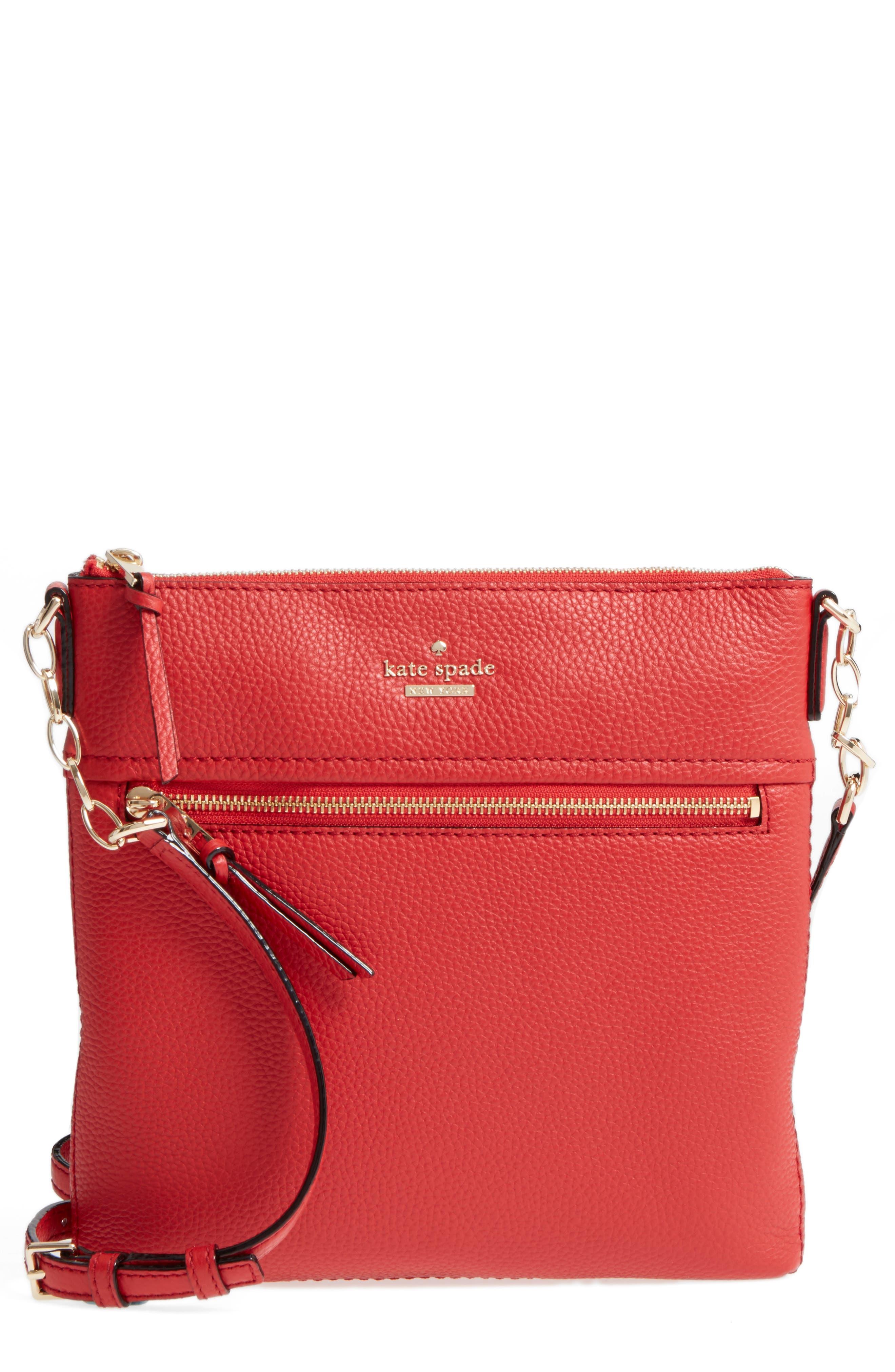 jackson street - melisse crossbody bag,                             Main thumbnail 8, color,