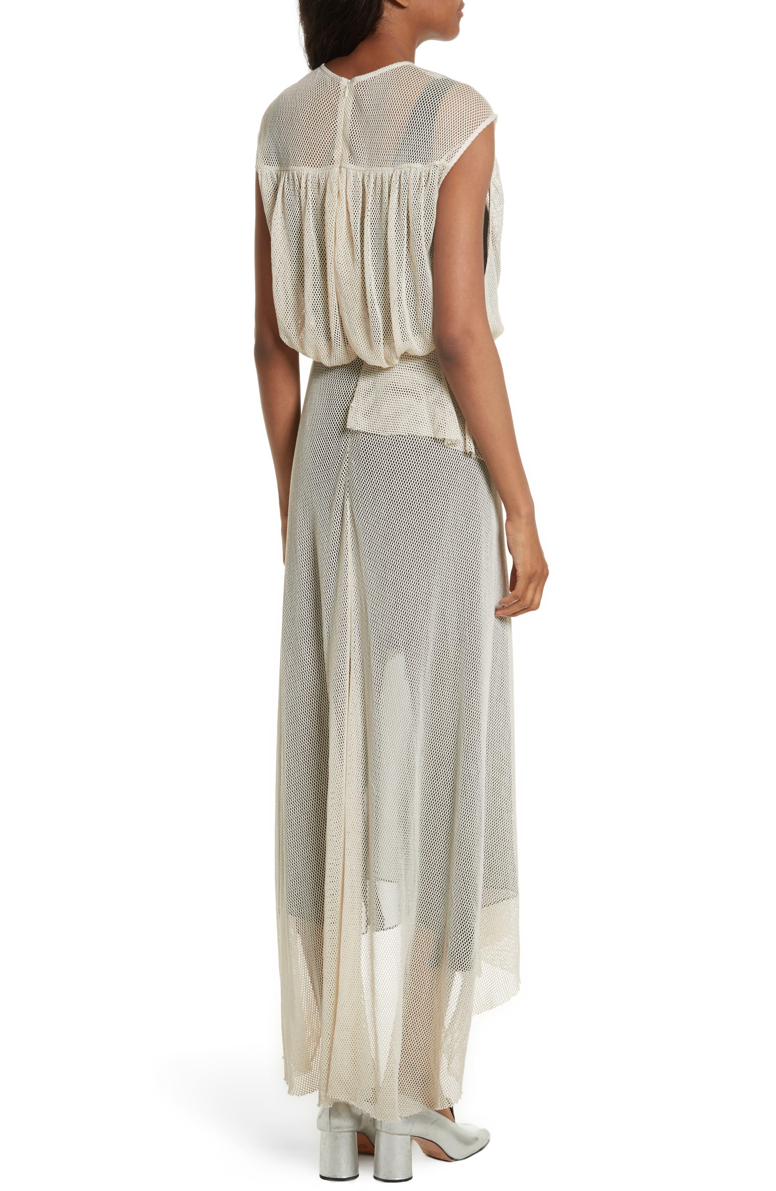 Tangle Ruffle Midi Dress,                             Alternate thumbnail 2, color,                             250