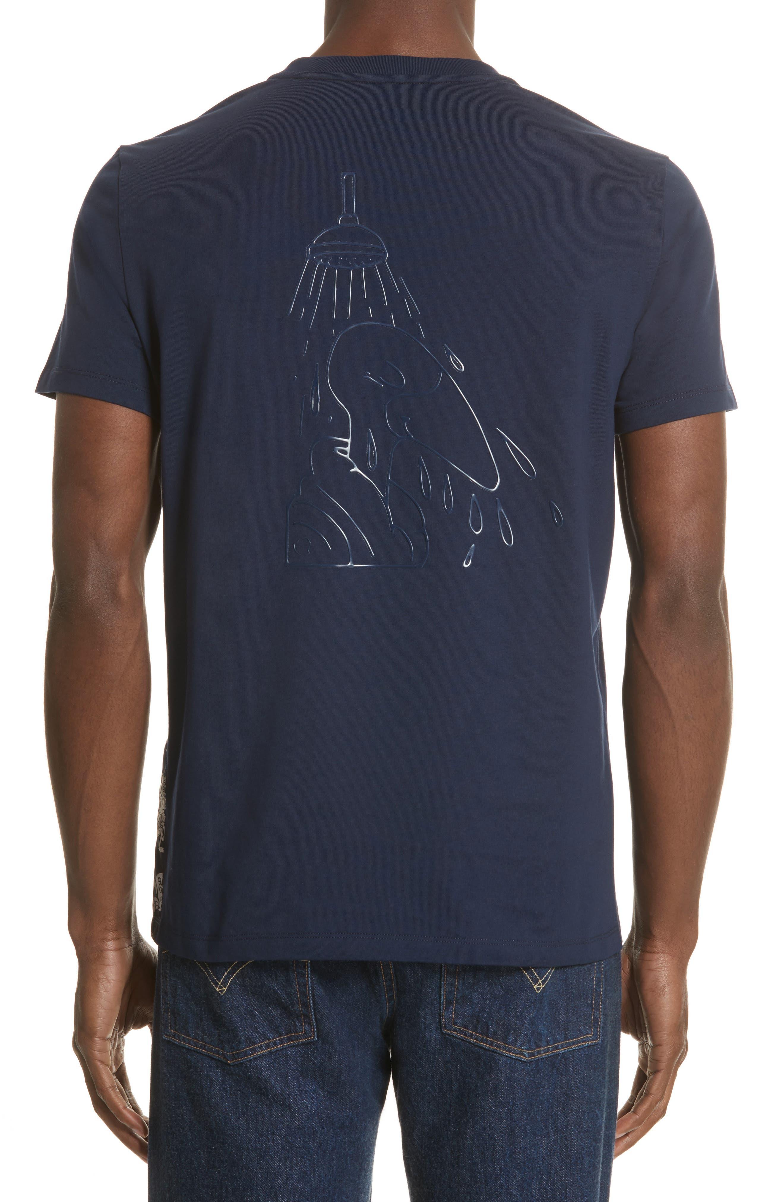Maglia Print T-Shirt,                             Alternate thumbnail 2, color,                             419