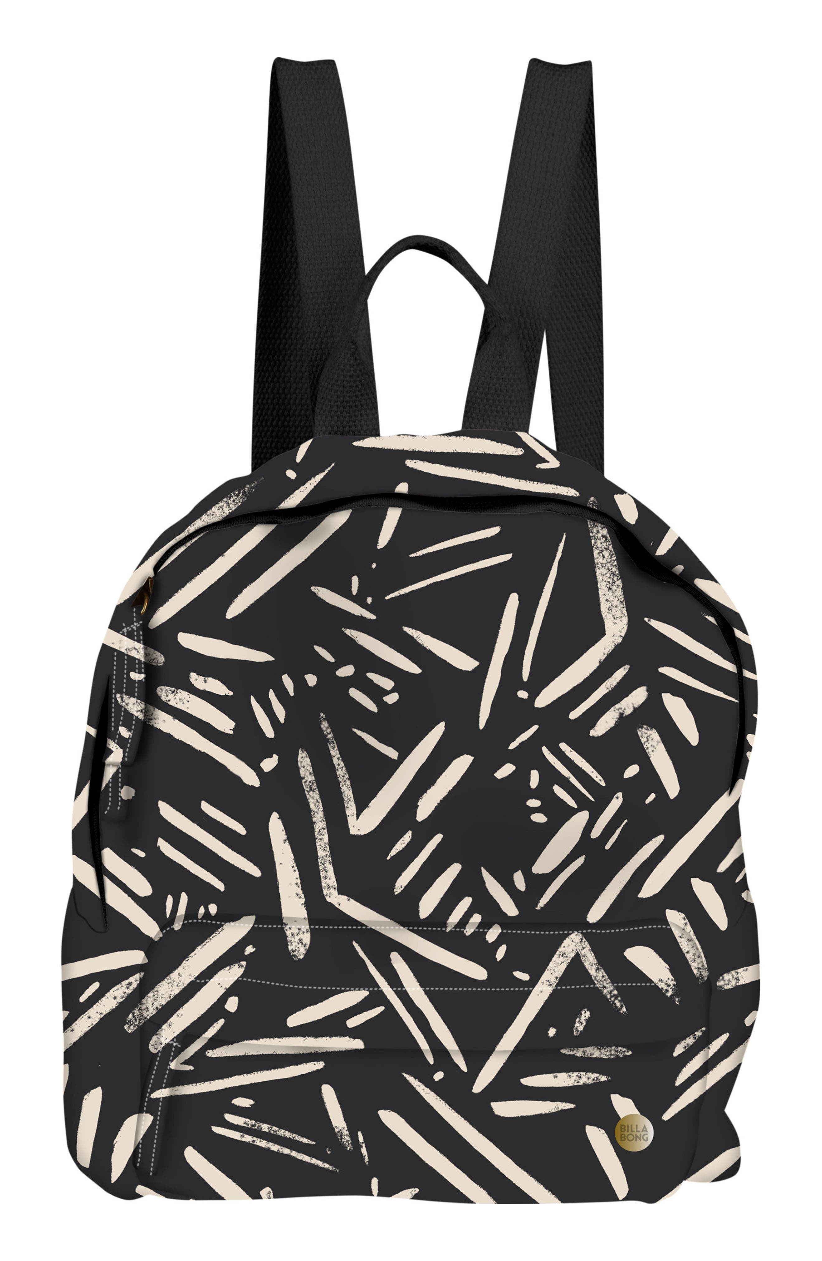 Mini Mama Print Backpack,                             Main thumbnail 1, color,                             001