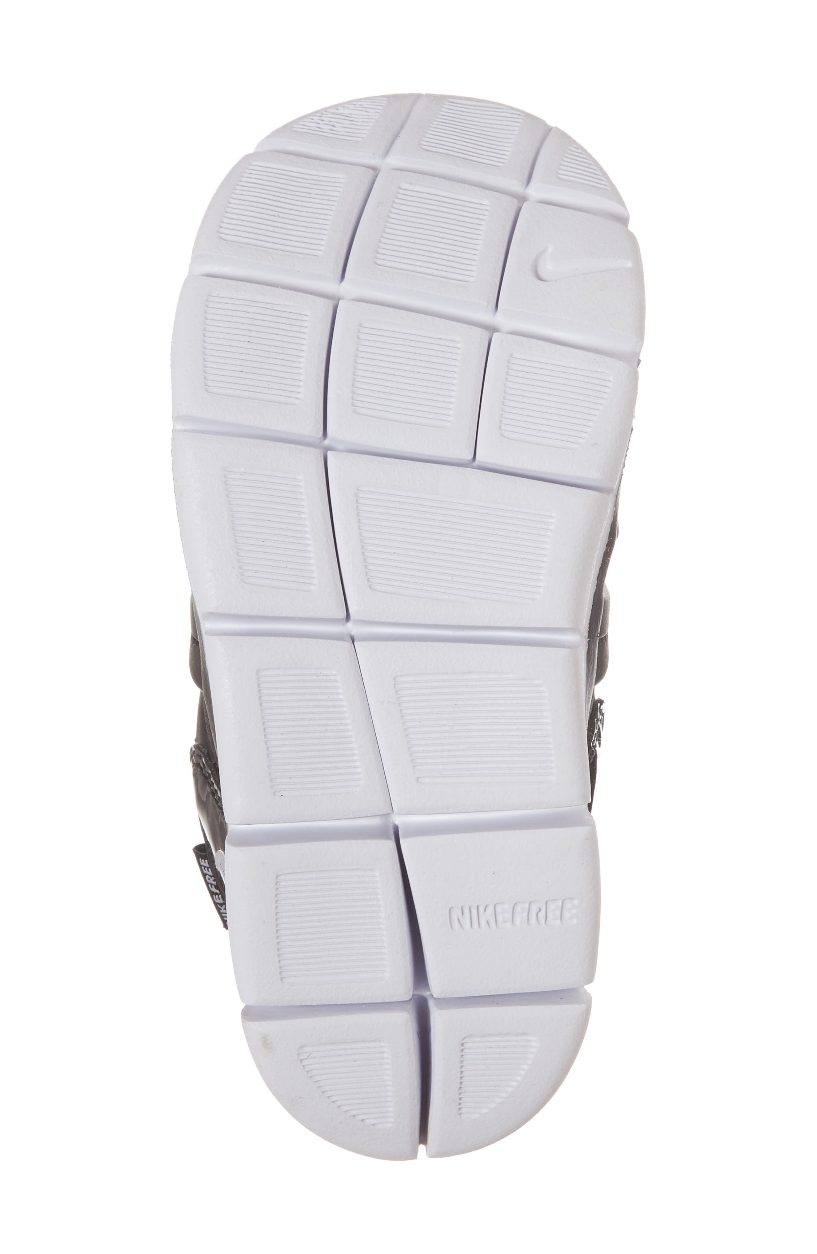 Dynamo Free Sneaker,                             Alternate thumbnail 6, color,                             ANTHRACITE/ WHITE/ BLACK