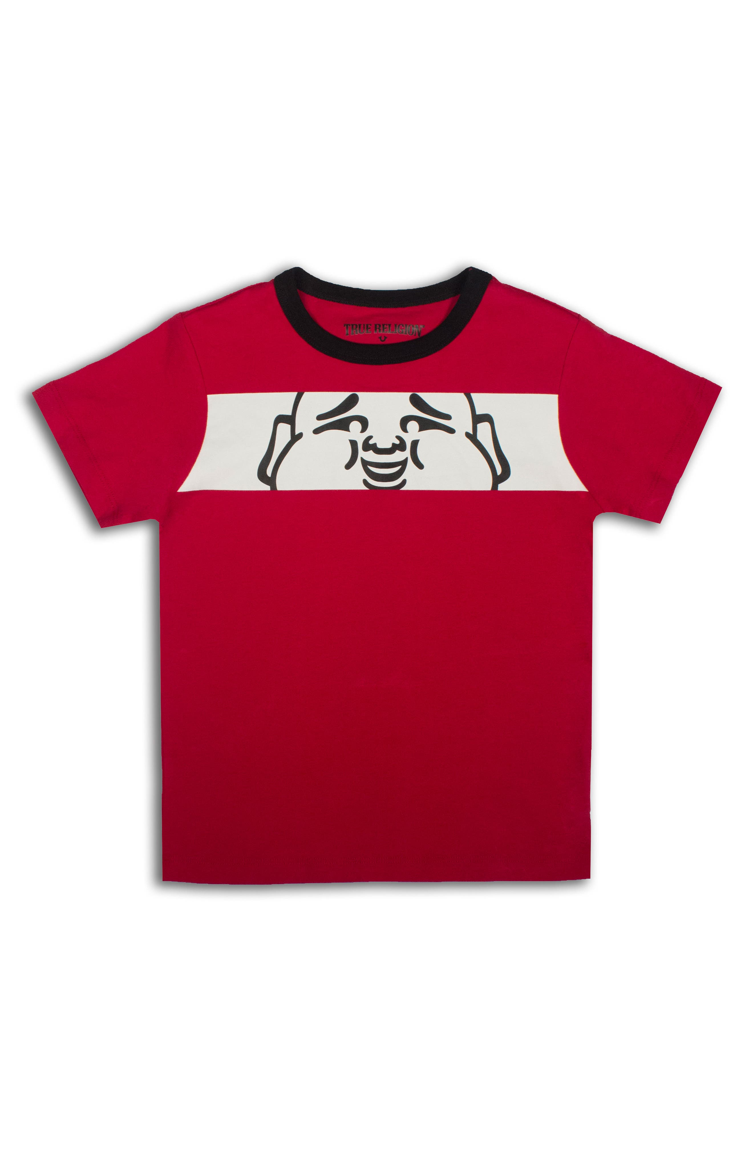 Buddha Graphic T-Shirt,                         Main,                         color, 648