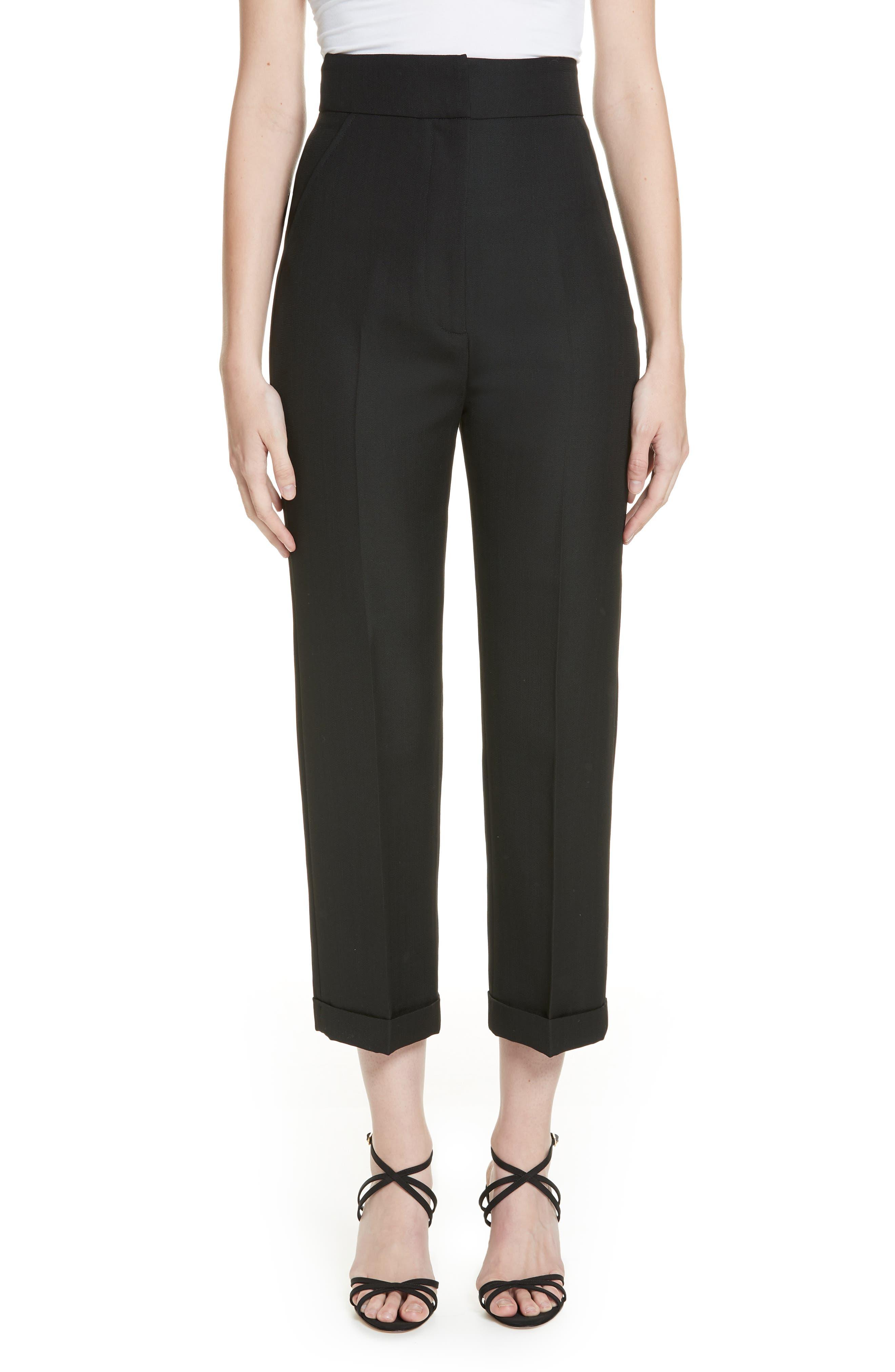 Carino High Waist Pants, Main, color, 001