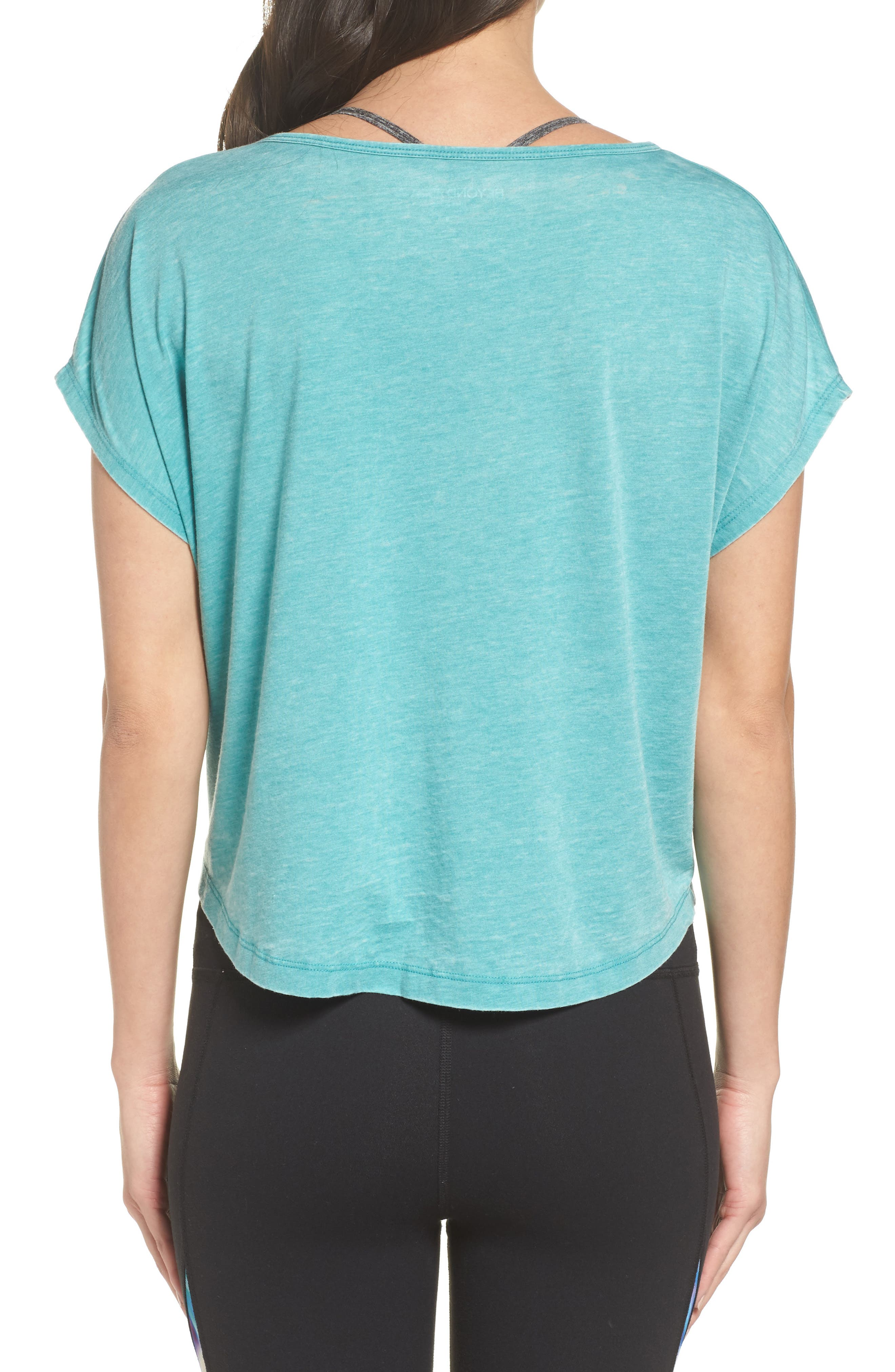 Perfect Layer Tee,                             Alternate thumbnail 7, color,