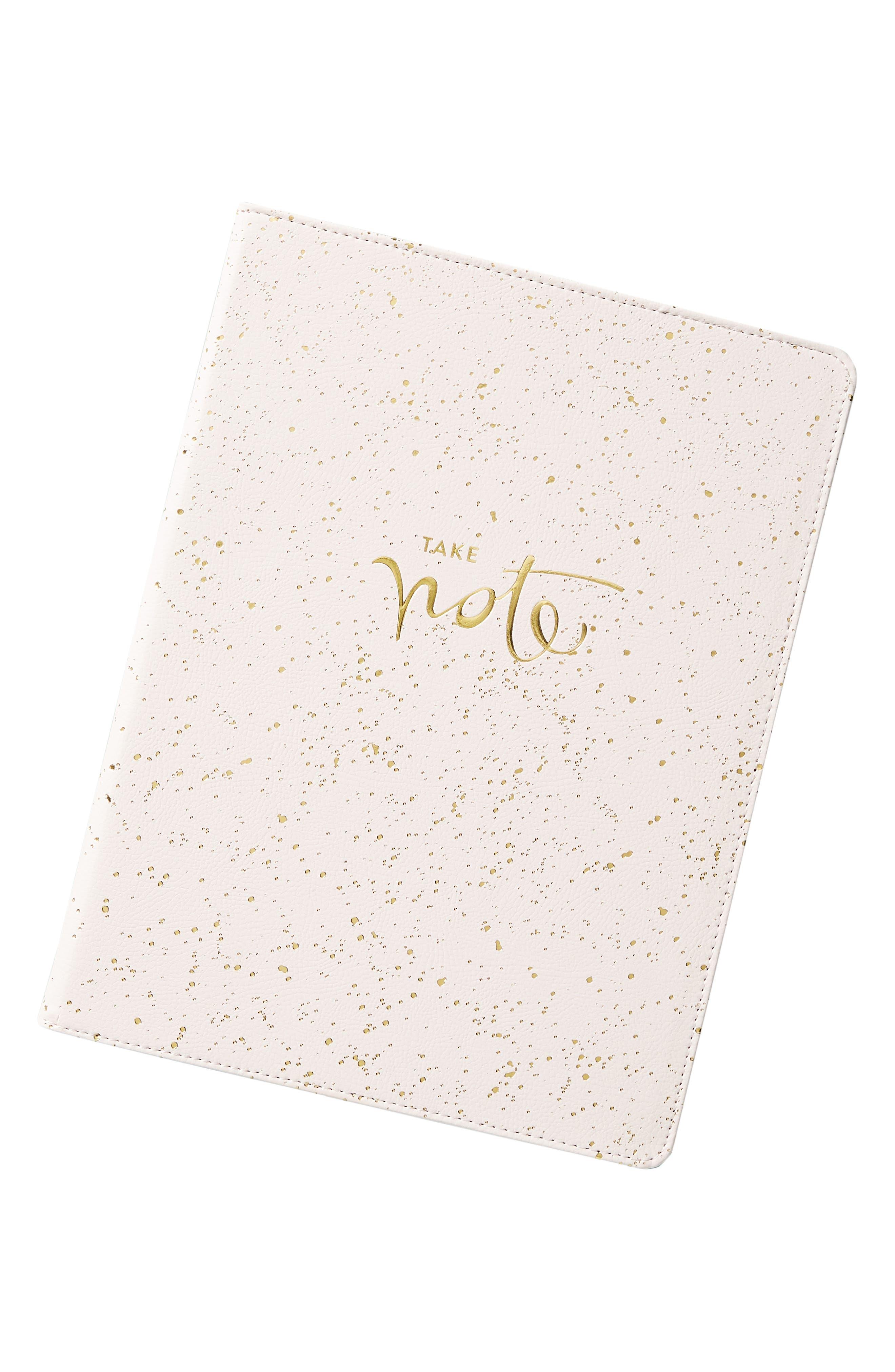 Mila Notepad Folio,                             Alternate thumbnail 6, color,                             650