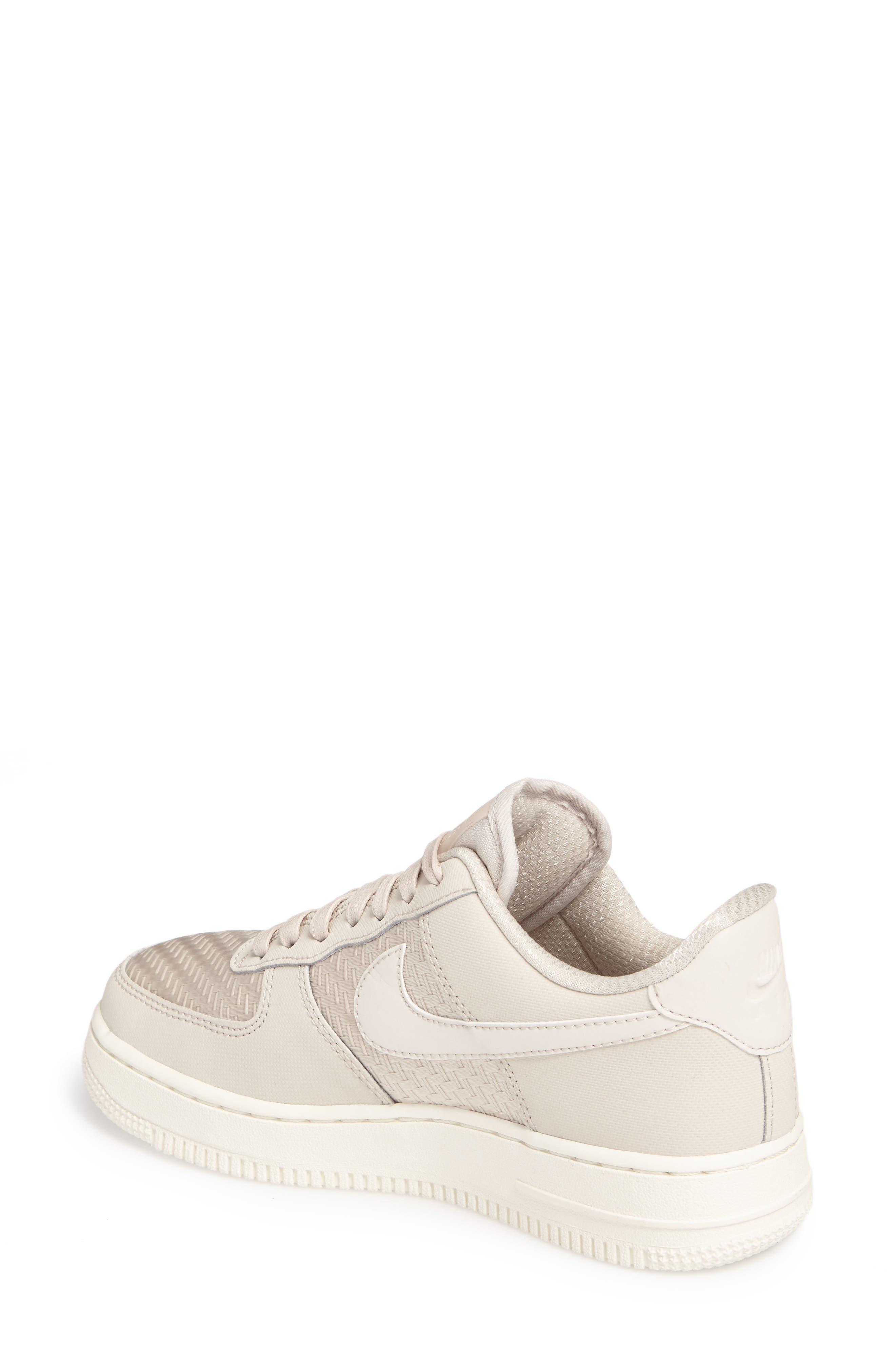 Air Force 1 '07 Pinnacle Sneaker,                             Alternate thumbnail 2, color,                             DESERT SAND/ DESERT SAND