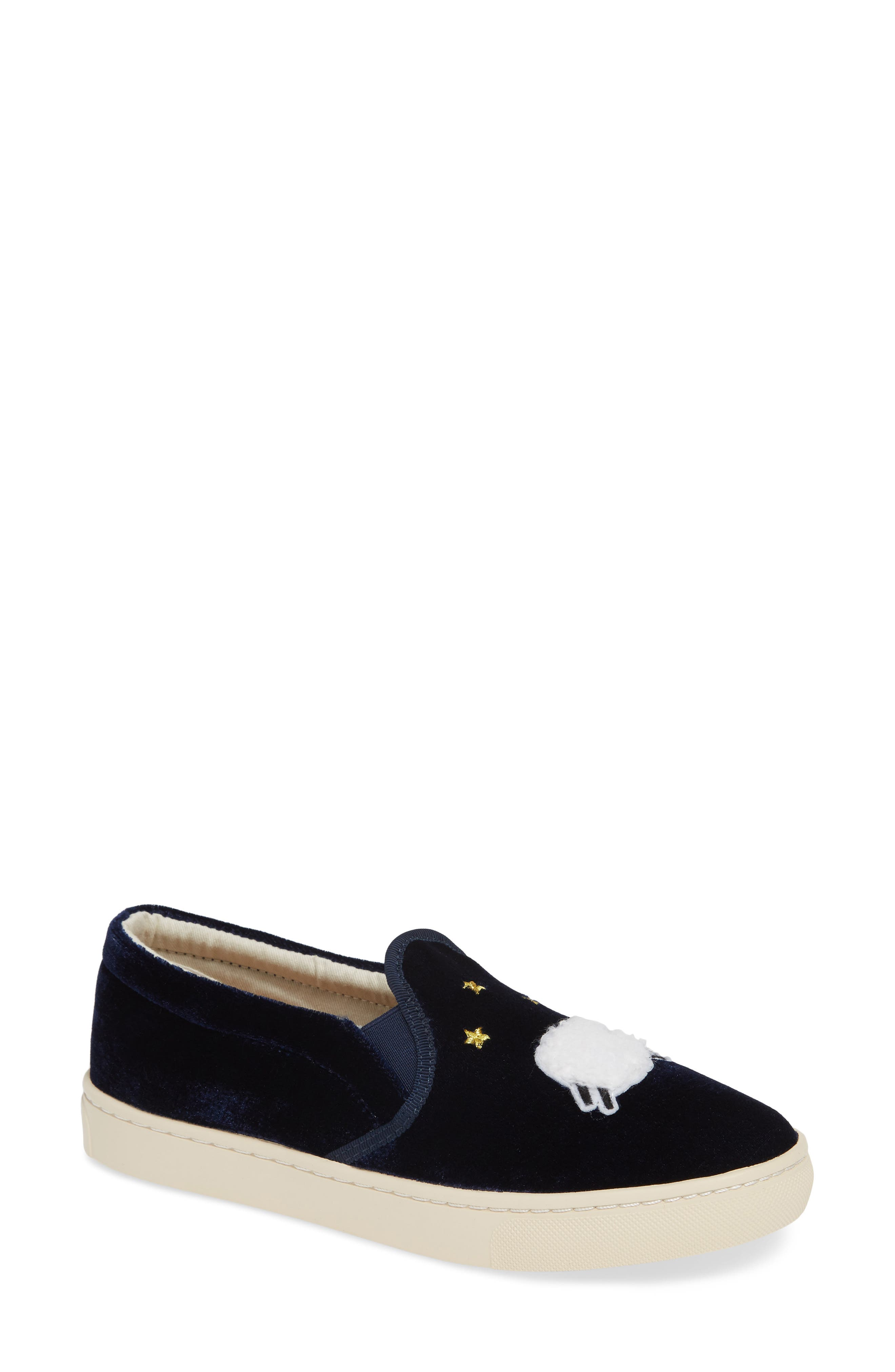 Soludos APPLIQUE SLIP-ON SNEAKER