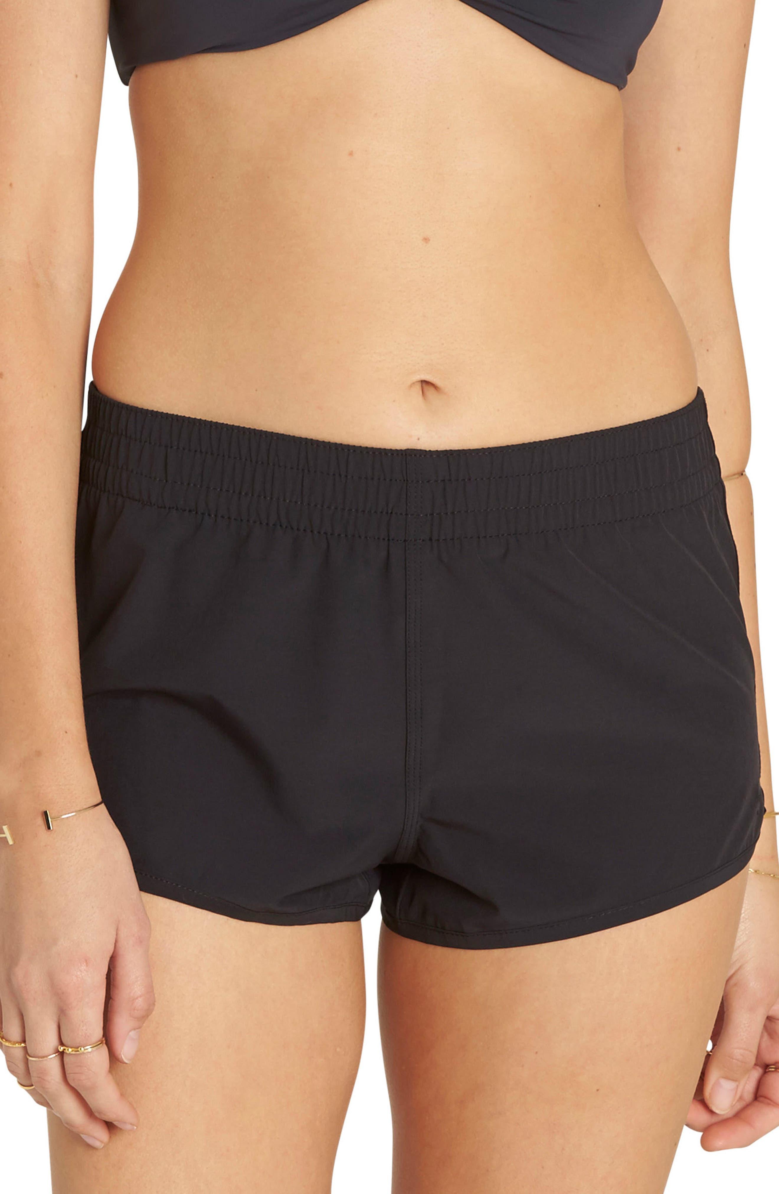 Sol Searcher Volley Swim Shorts,                         Main,                         color, 001