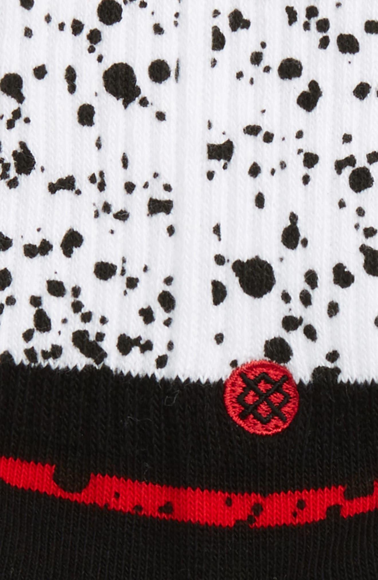 Nero K Socks,                             Alternate thumbnail 2, color,                             100