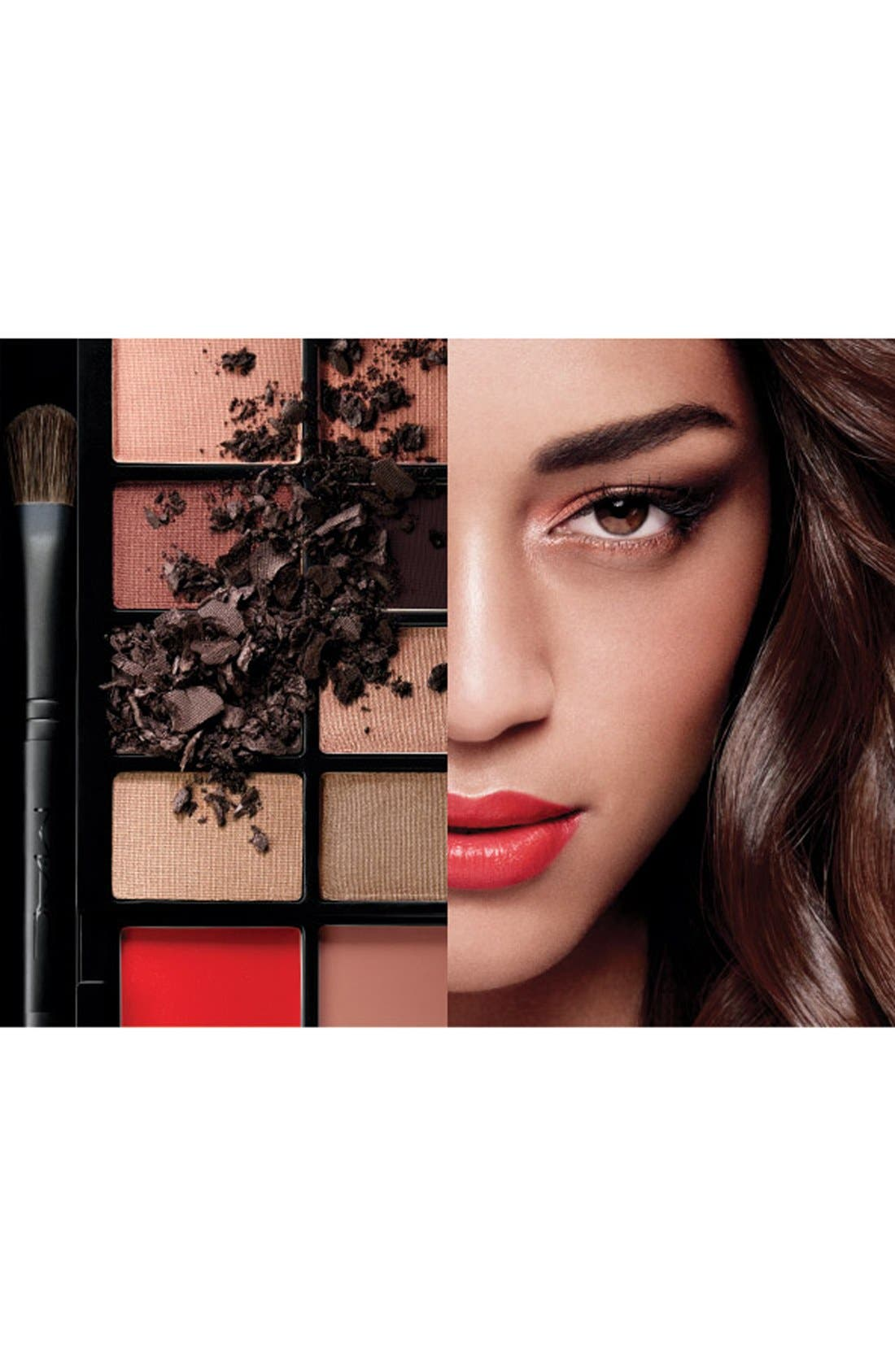 MAC COSMETICS,                             M·A·C 'Look in a Box - Sophisticate' Face Kit,                             Alternate thumbnail 3, color,                             200