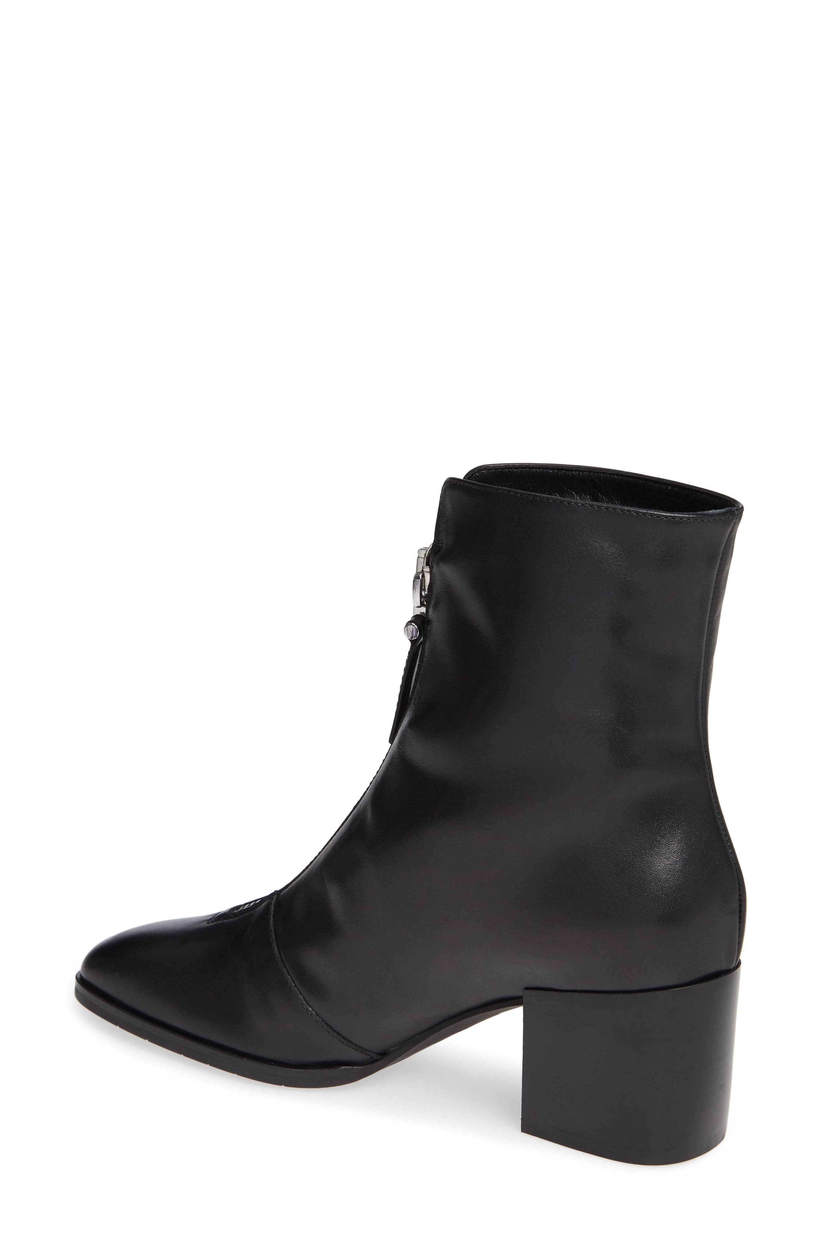 Camden Water Resistant Nappa Boot,                             Alternate thumbnail 2, color,                             001
