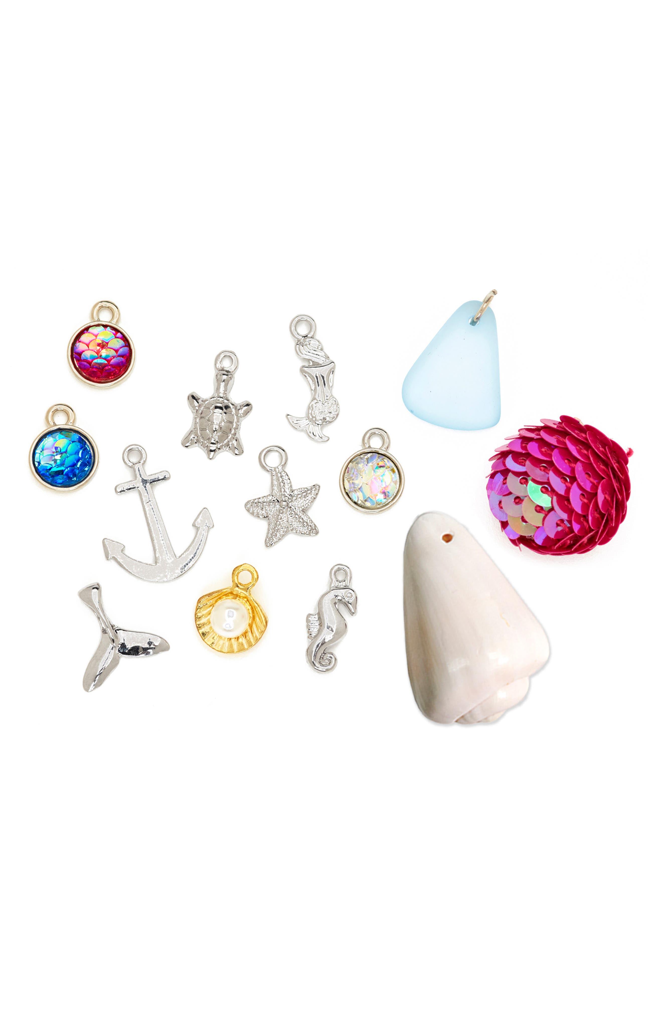 Mermaid Tail Jewelry Maker,                             Alternate thumbnail 5, color,                             450