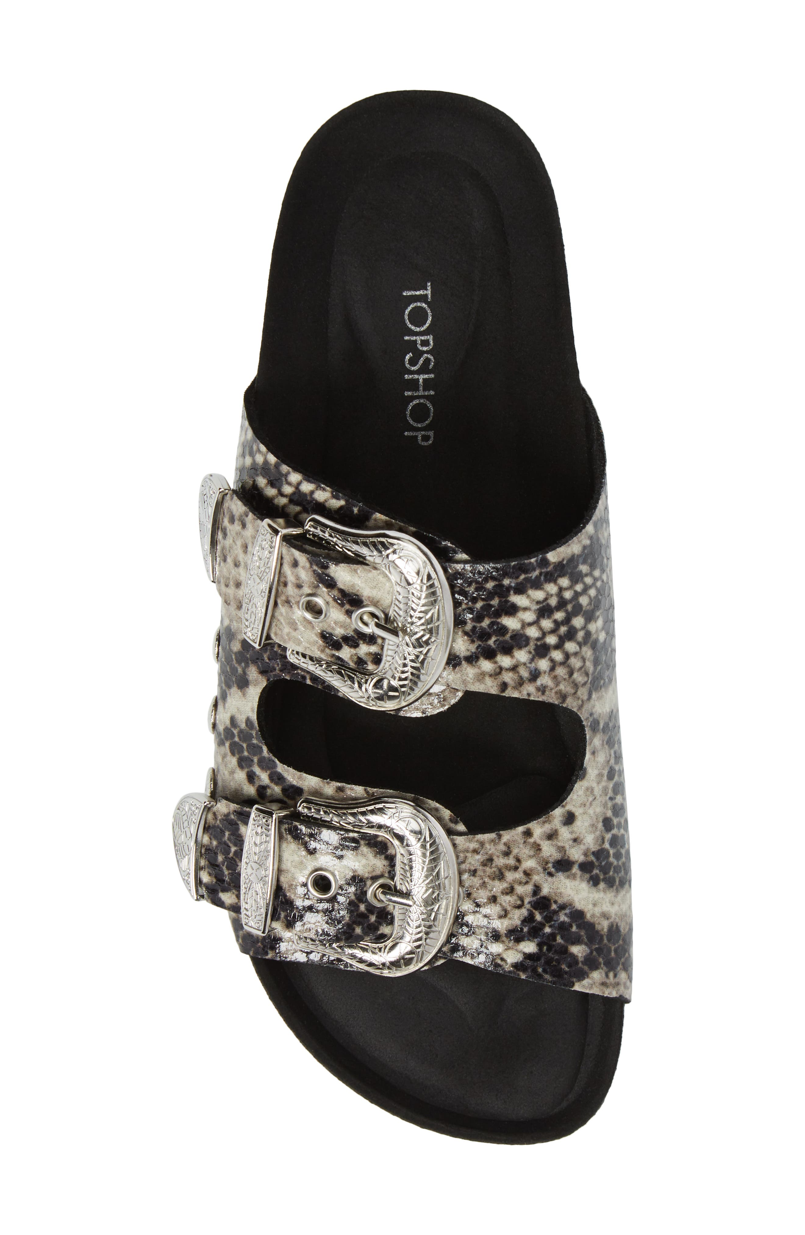 Studded Slide Sandal,                             Alternate thumbnail 27, color,