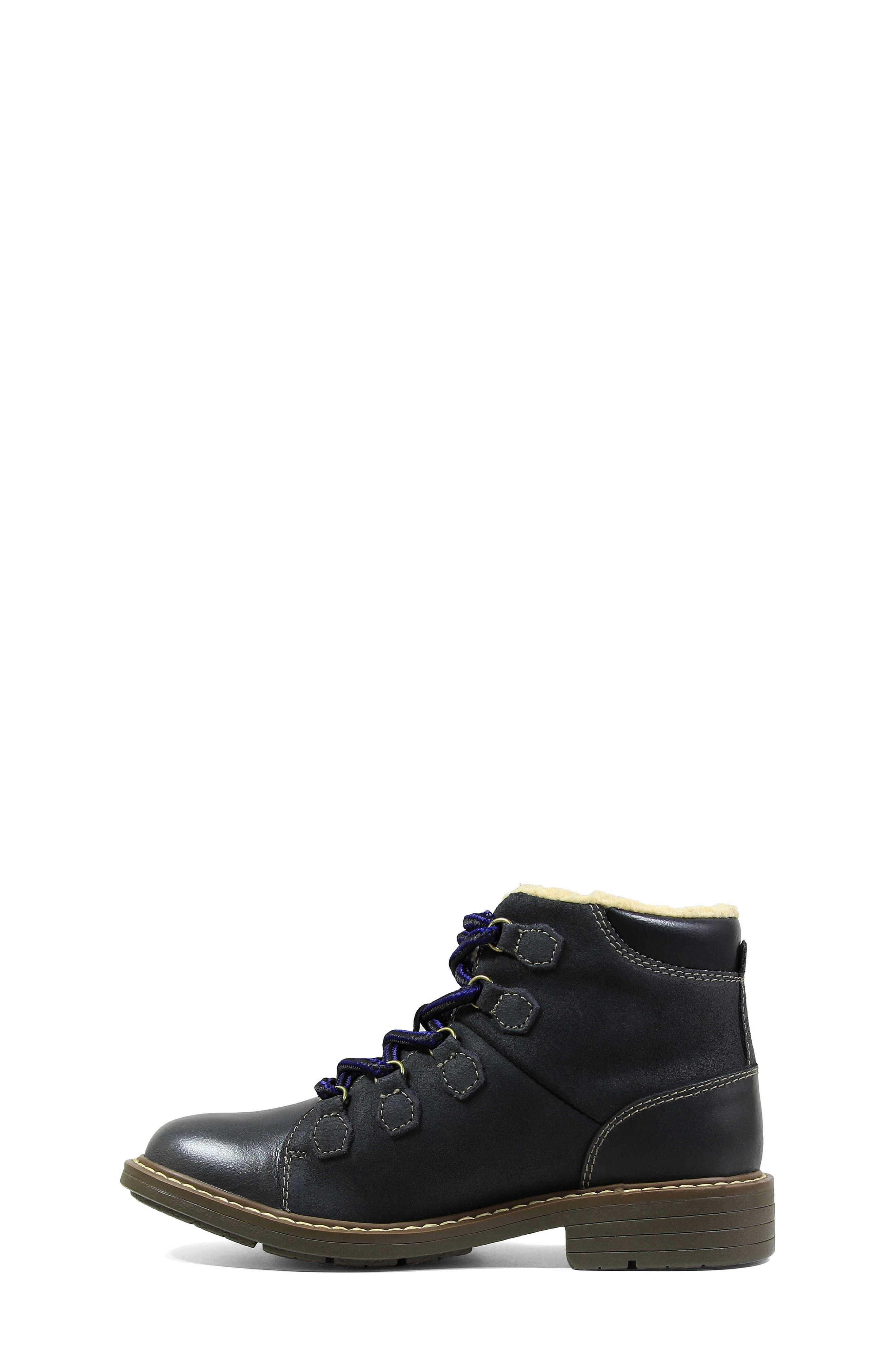 Studio Alpine Plush Lined Boot,                             Alternate thumbnail 3, color,                             020