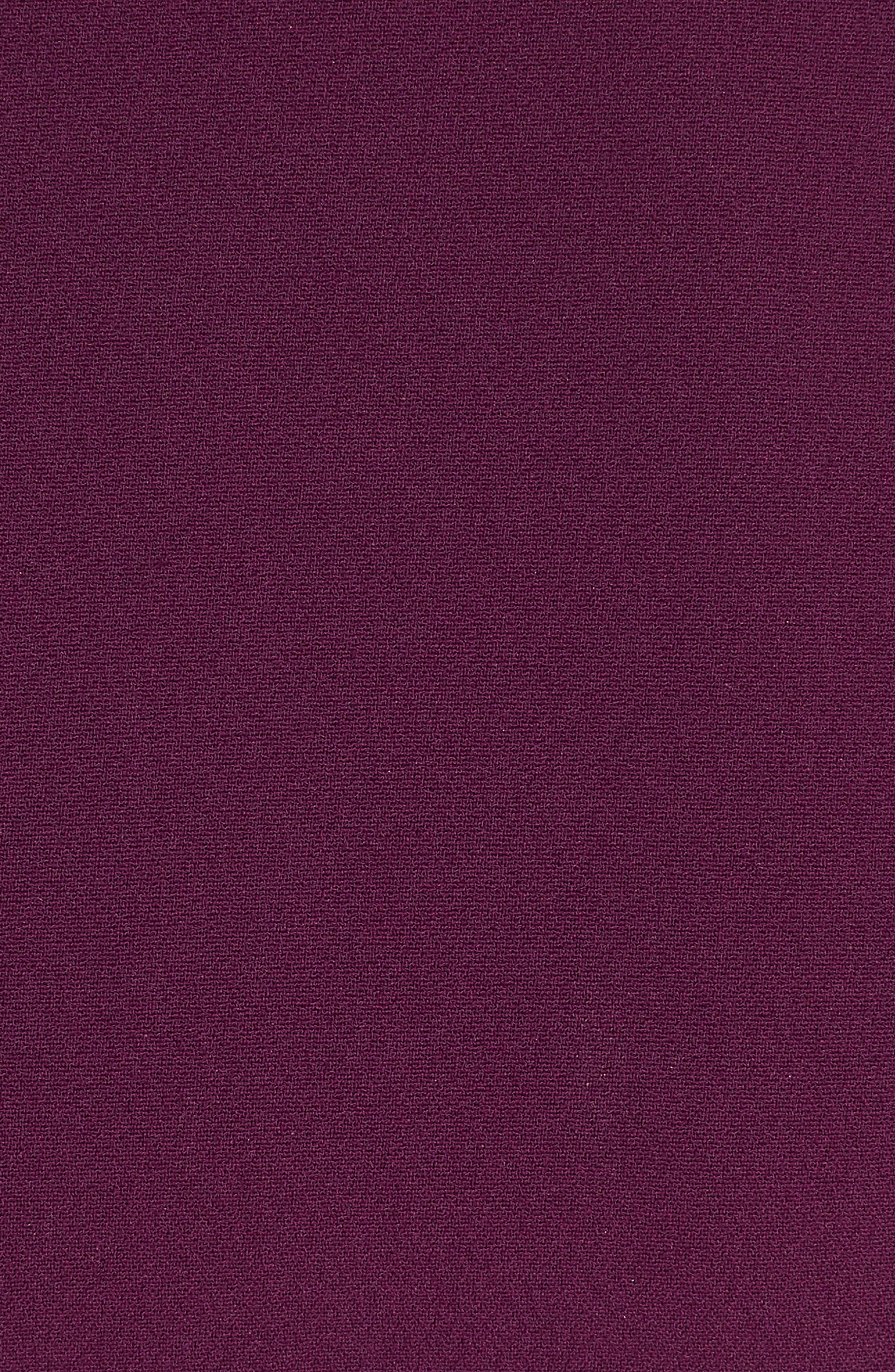 Stretch Cady Sheath Dress,                             Alternate thumbnail 12, color,
