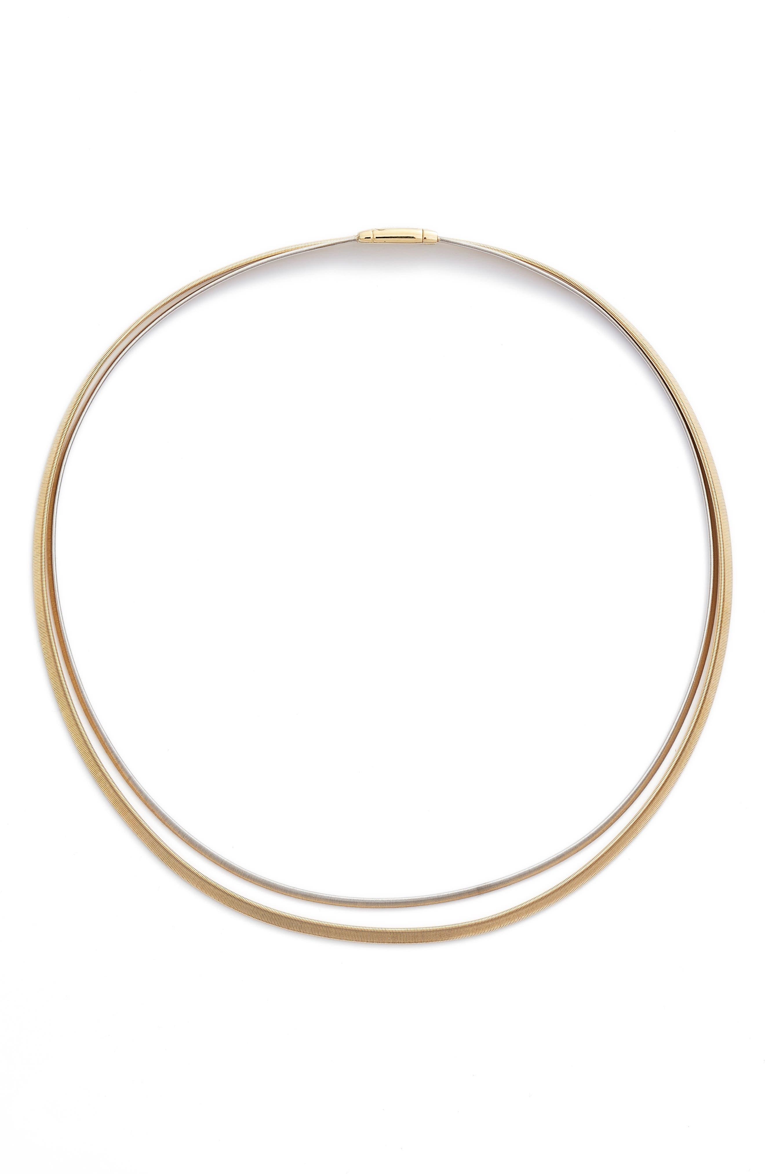 Masai Multistrand Collar Necklace,                             Alternate thumbnail 2, color,